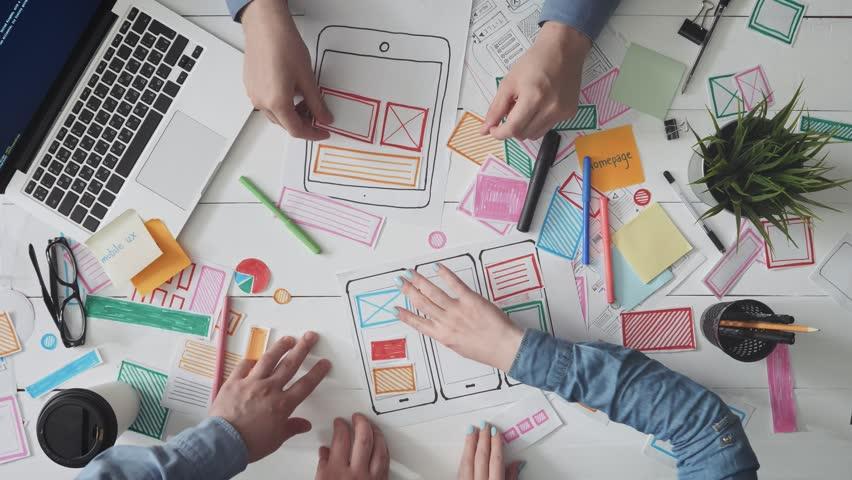 Think like a UX designer