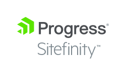 Sitefinity Vertical