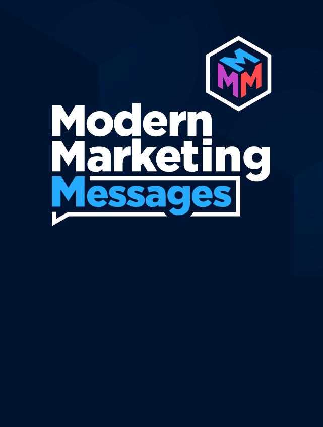 Modern Marketing Messages Podcast Show Logo