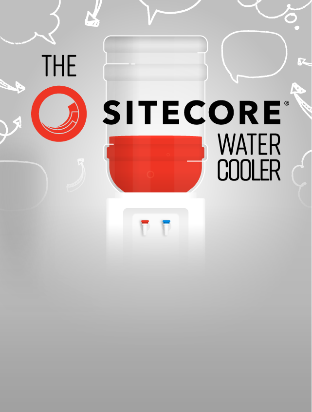 Sitecore Water Cooler Podcast Mobile