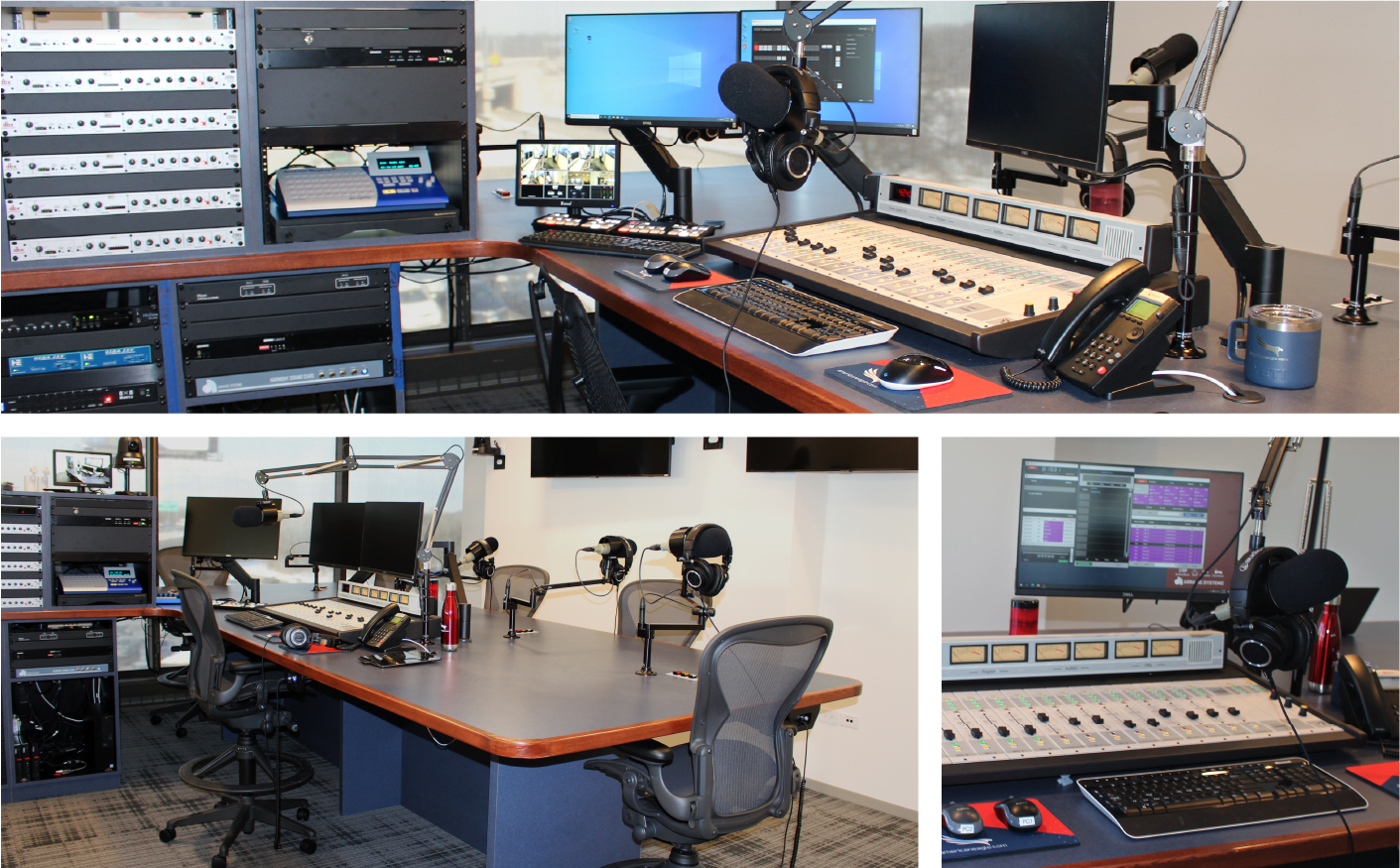 AE Podcast Studio