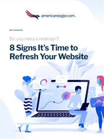 8 Signs It's Time to Refresh Your Website Whitepaper