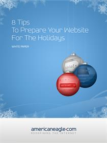 8 Tips To Better Prepare Your Website For The Holidays Whitepaper
