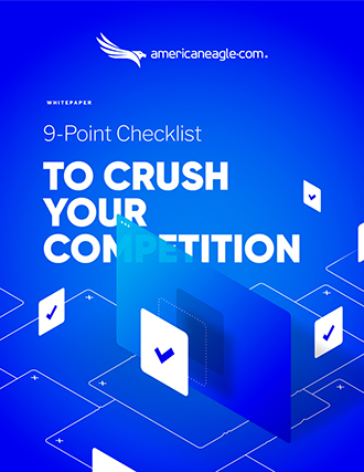 Crush your competition checklist