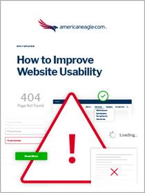 How To Improve Website Usability Whitepaper