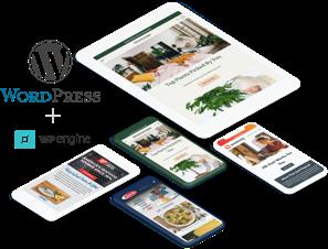 WordPress Partner Mobile
