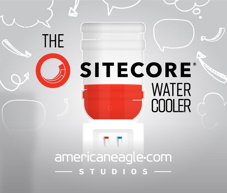 sitecore water cooler