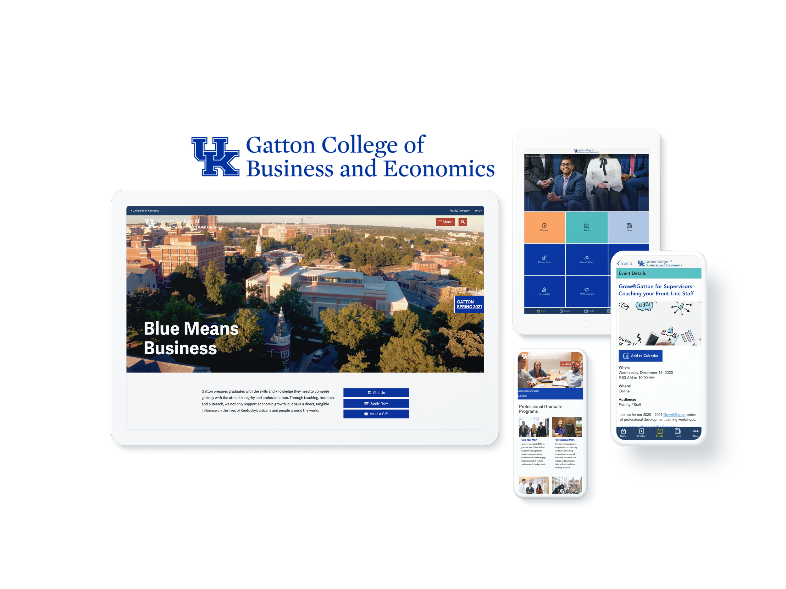 University Of Kentucy Gatton