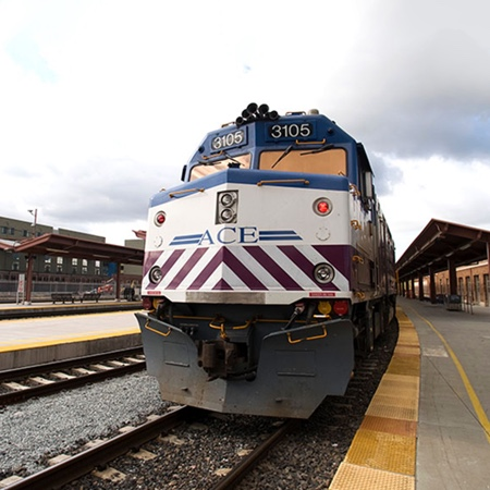 San Joaquin Regional Rail Commission