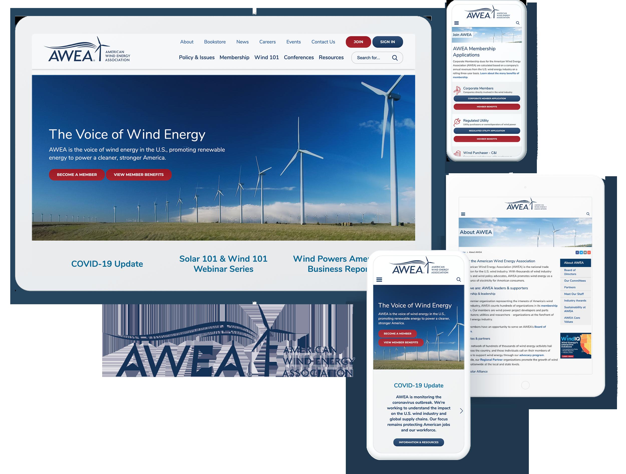 AWEA Screens