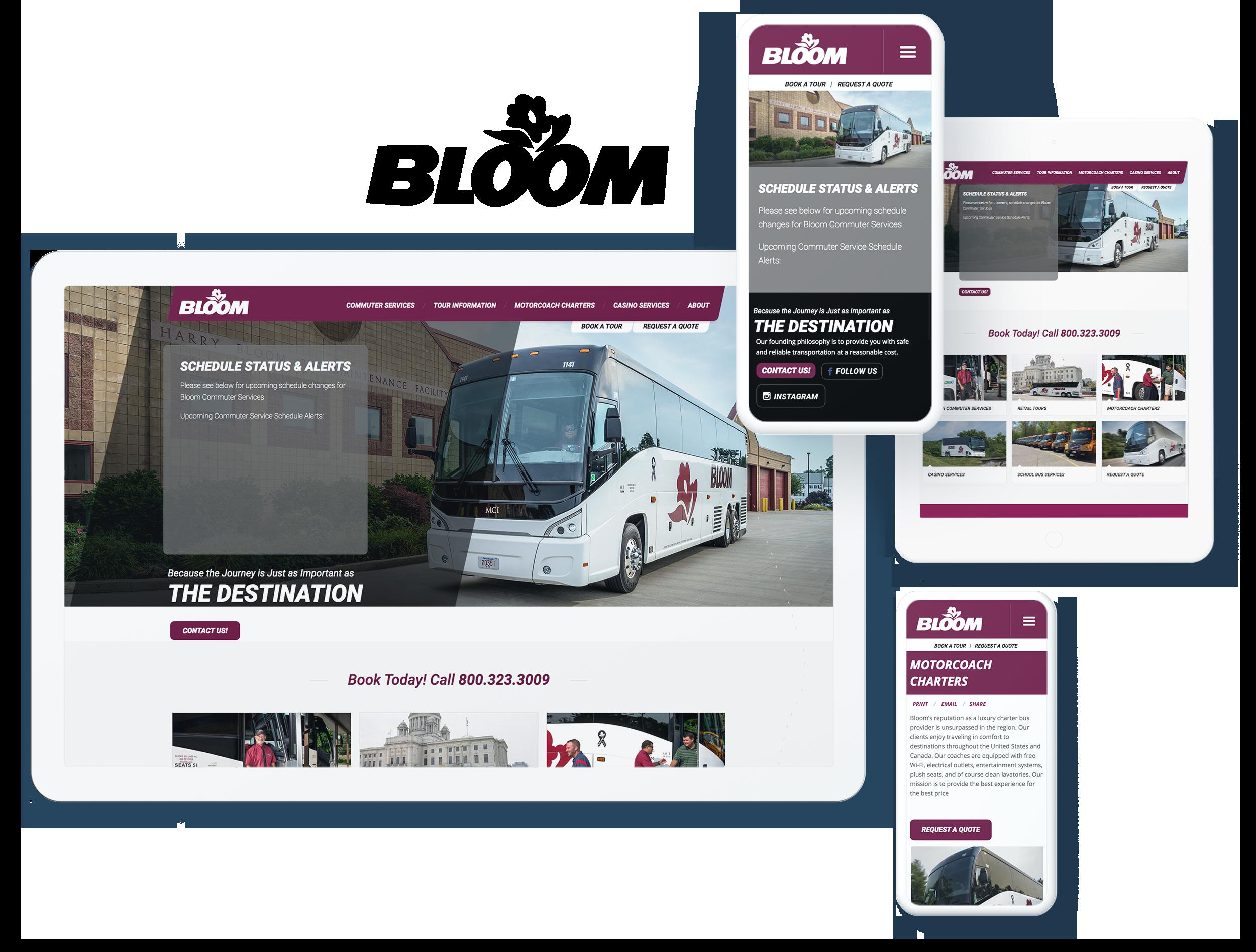 Bloom Bus Lines