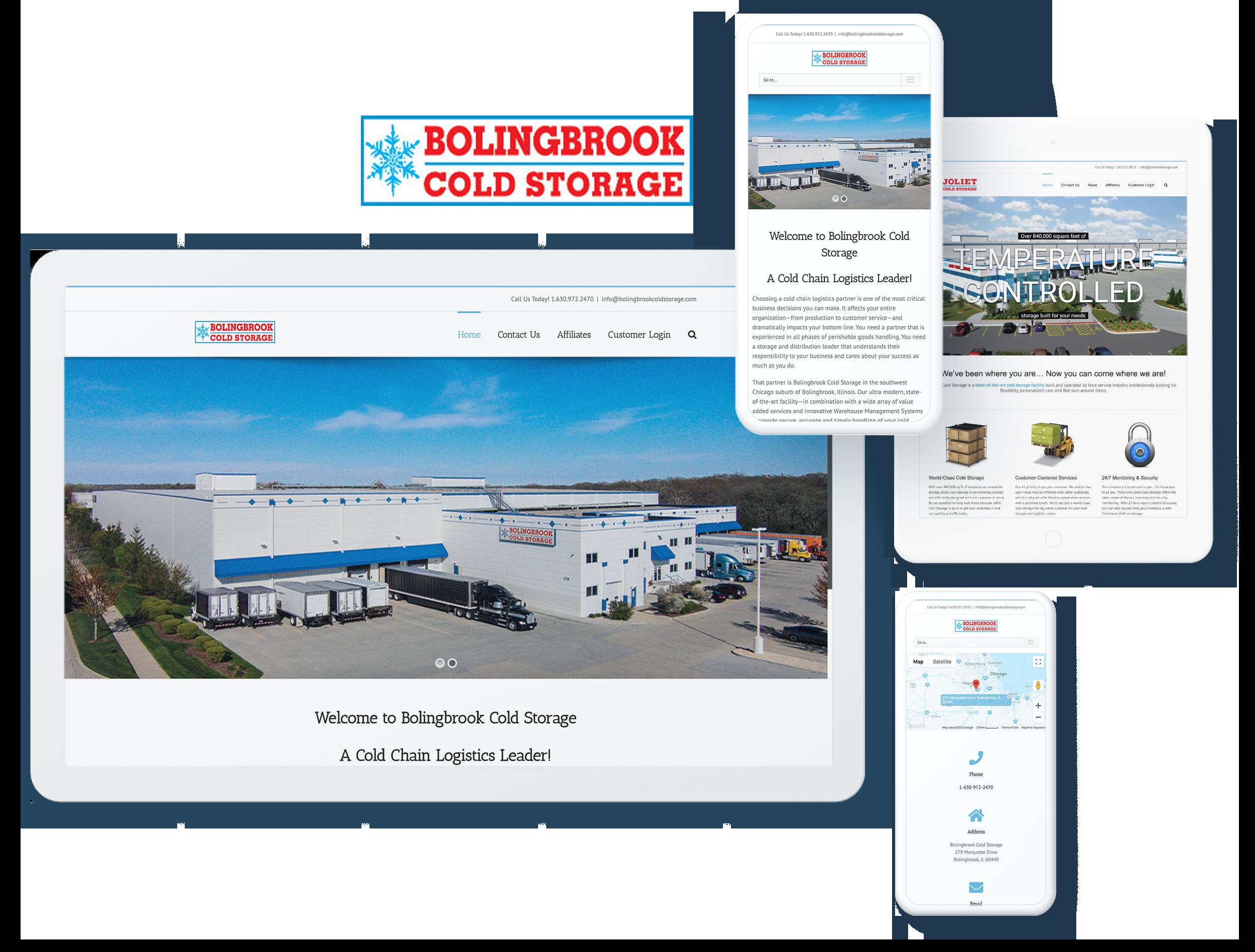 bolingbrook cold storage spotlight