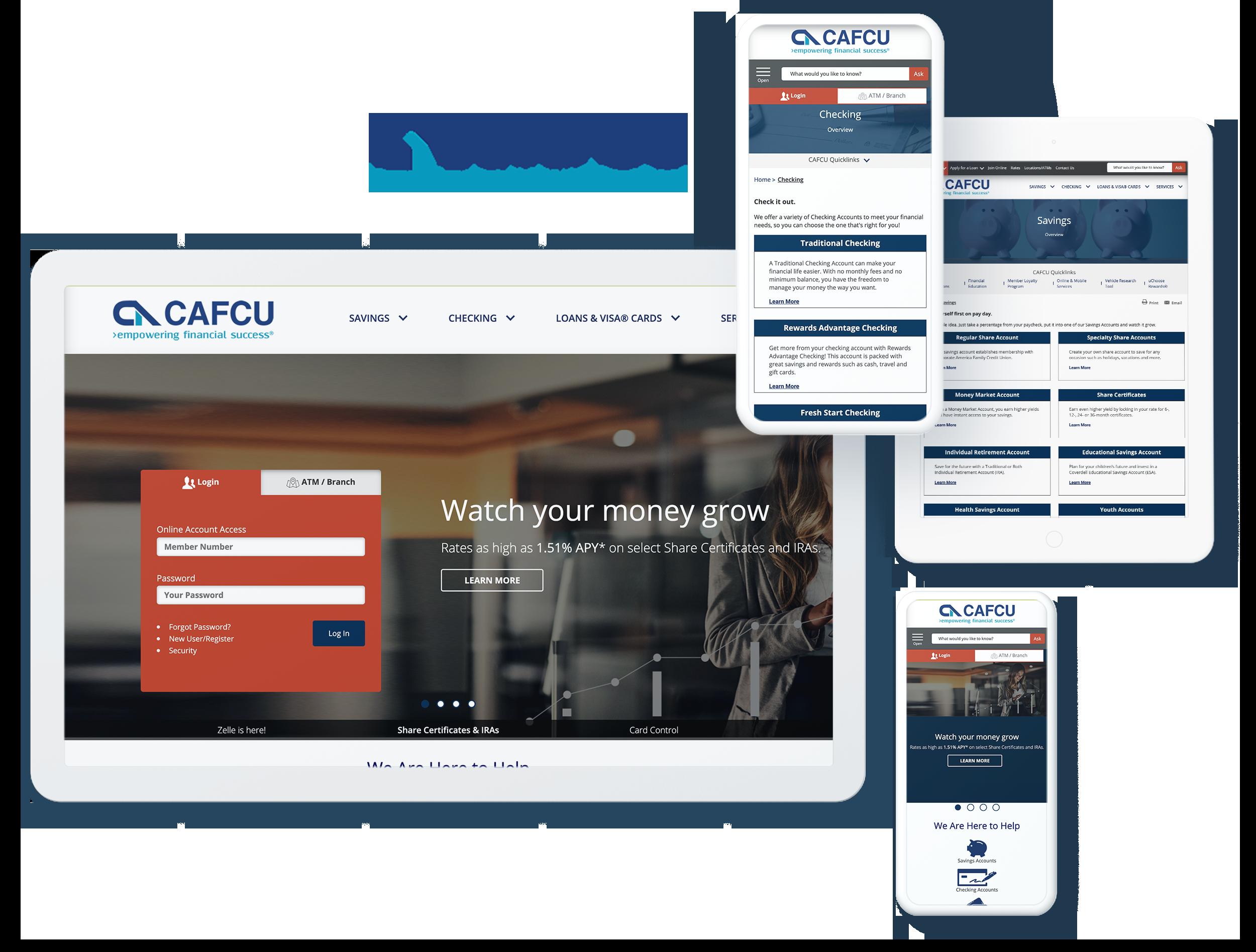 cafcu spotlight