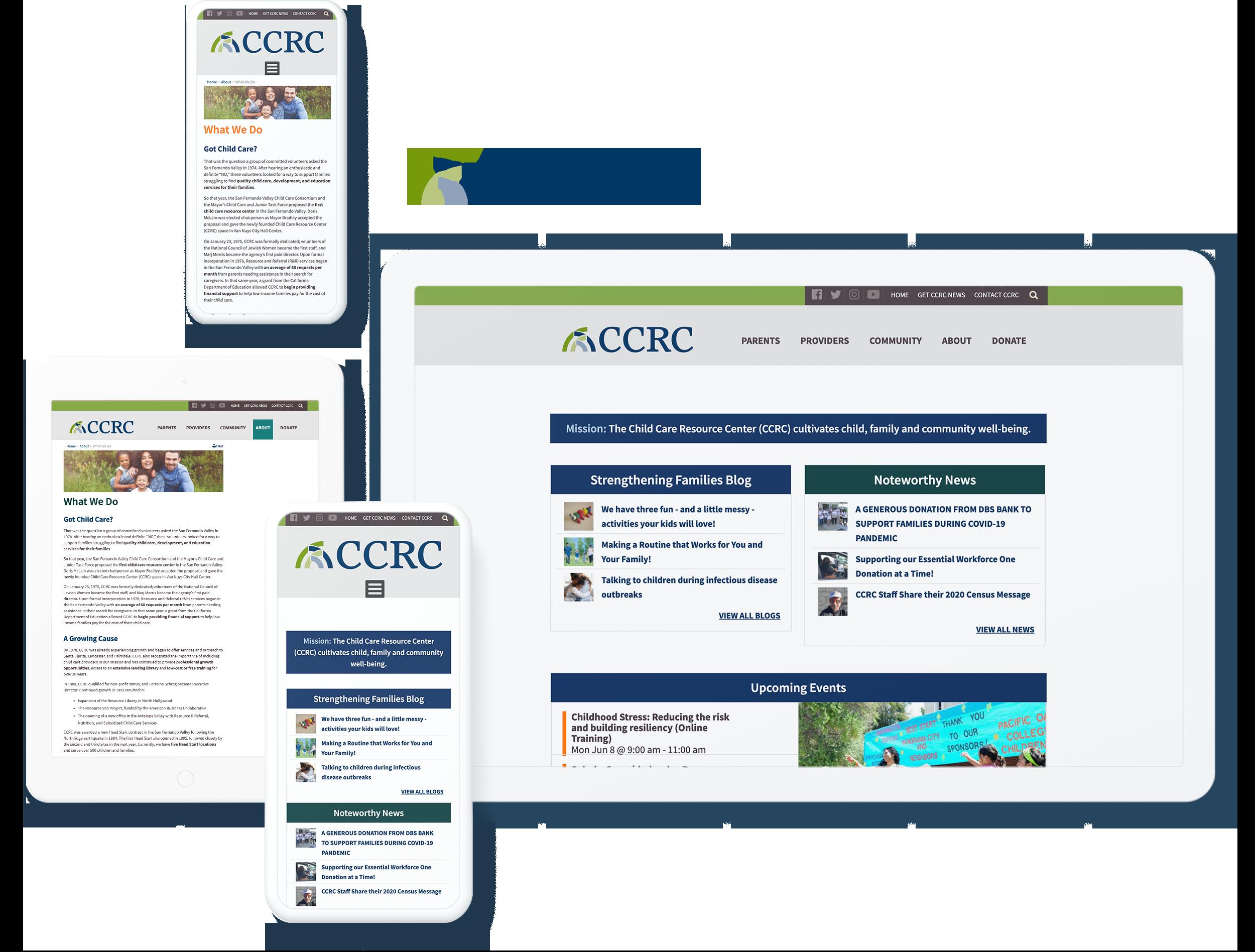 CCRC spotlight
