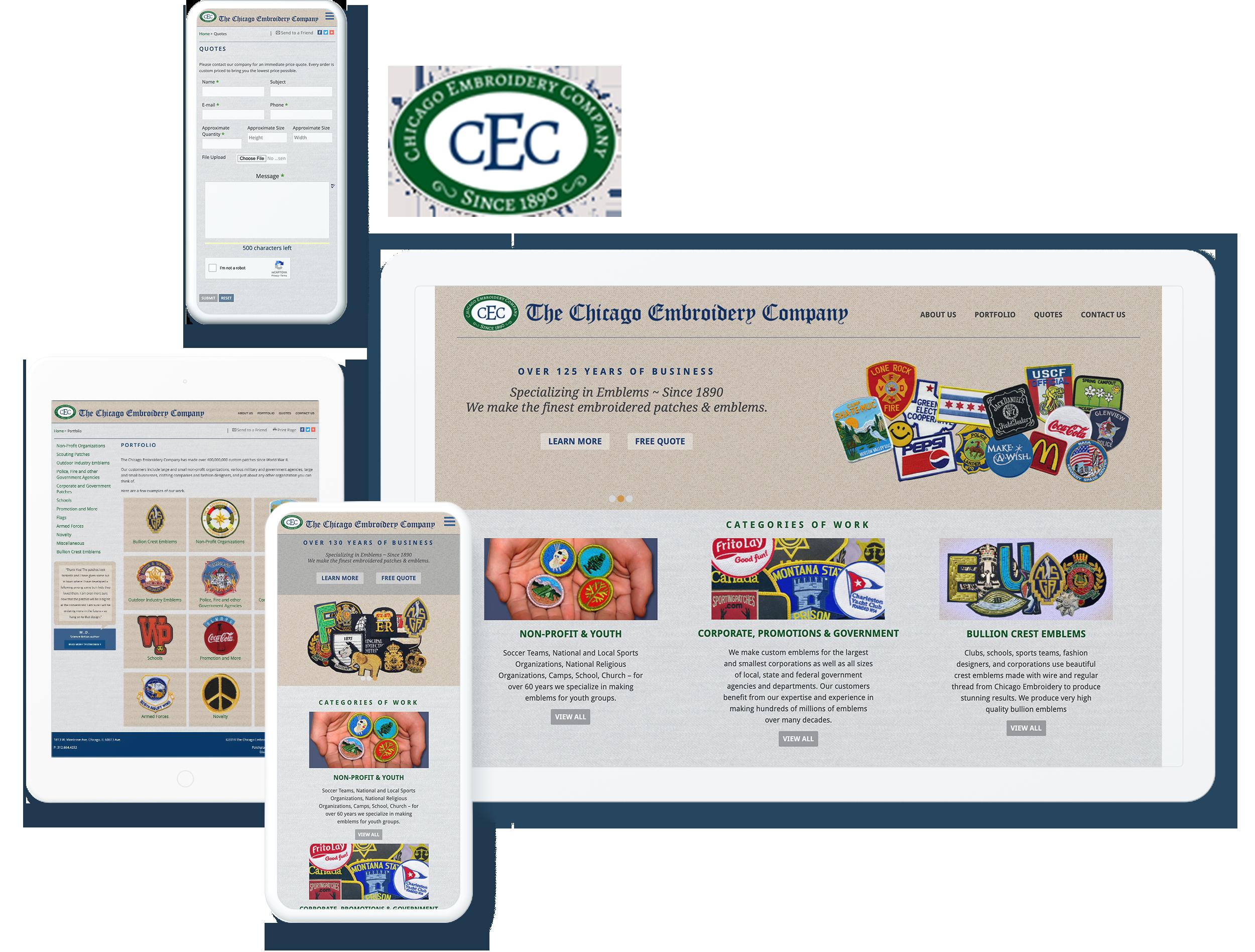 CEC Screens