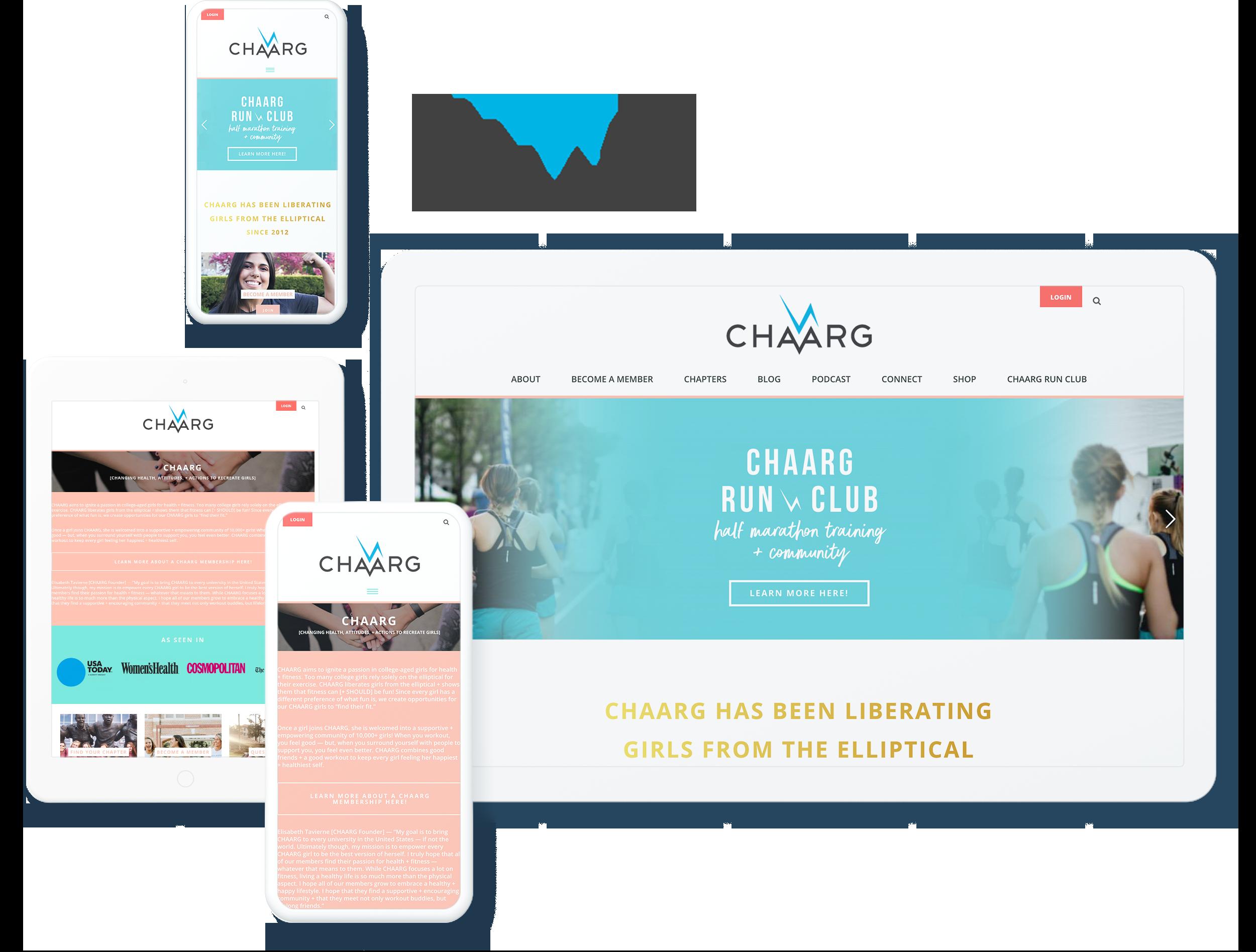 chaarg spotlight