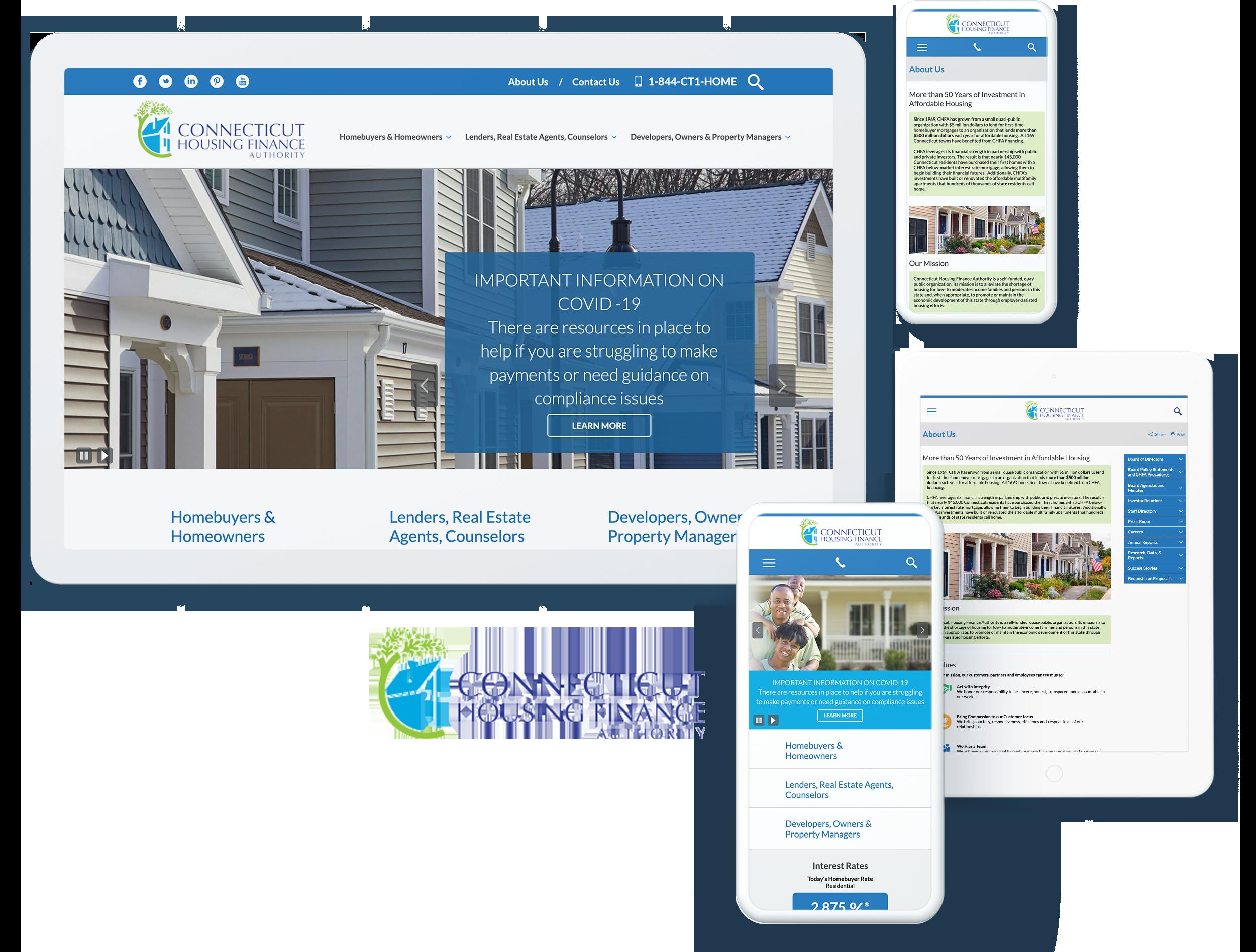 conneticut housing finance authority spotlight