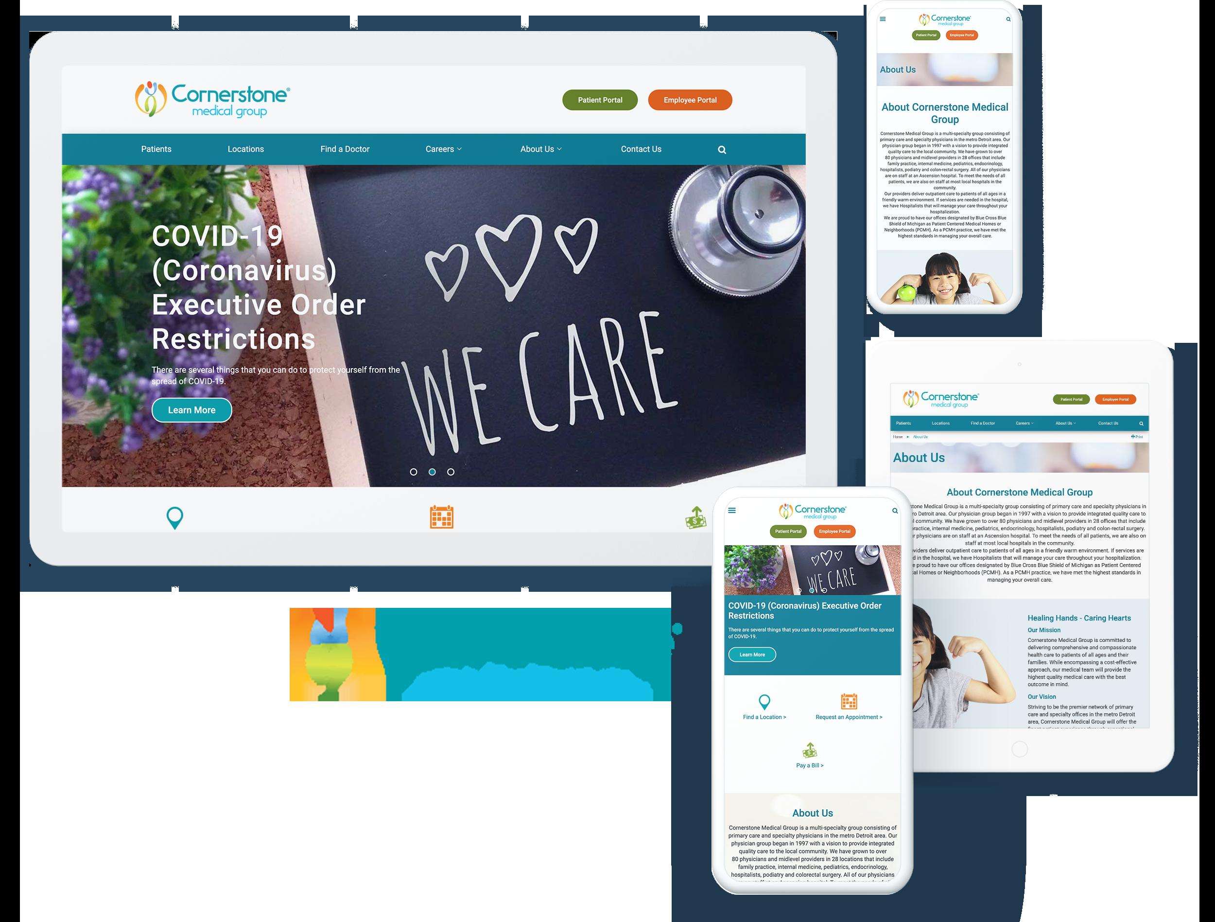 cornerstone medical group spotlight