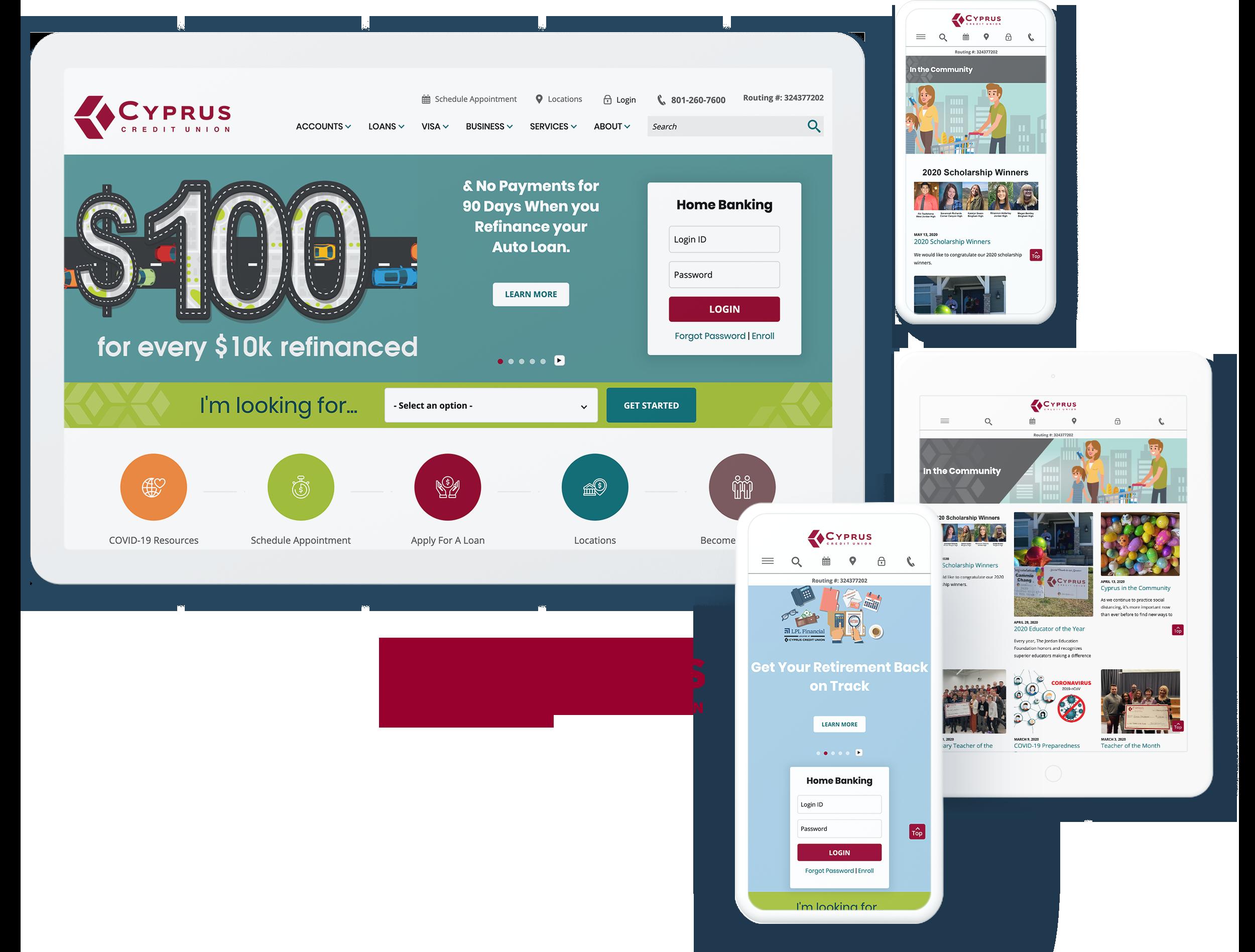 cyprus credit union spotlight
