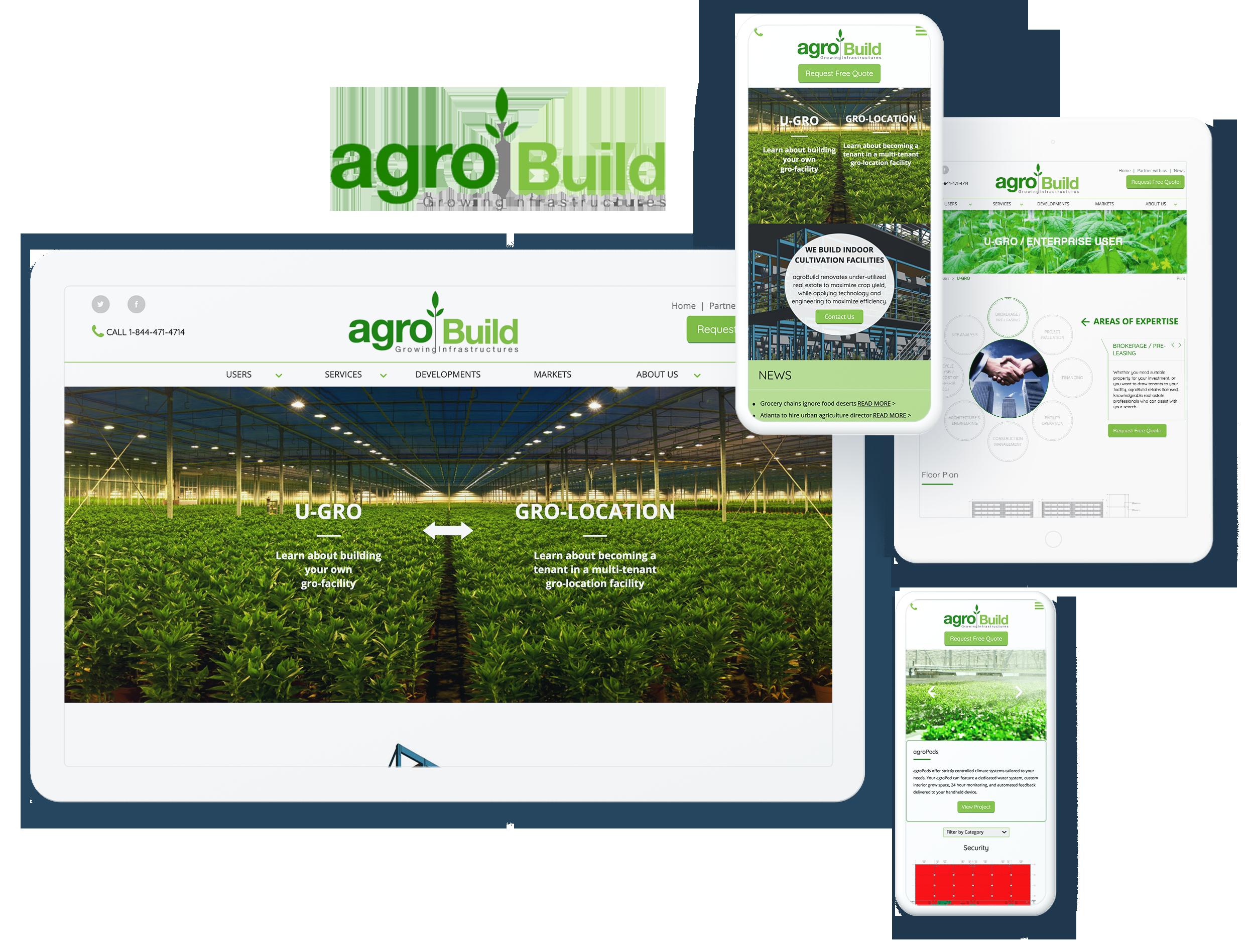 Digital Capital Partner Screens