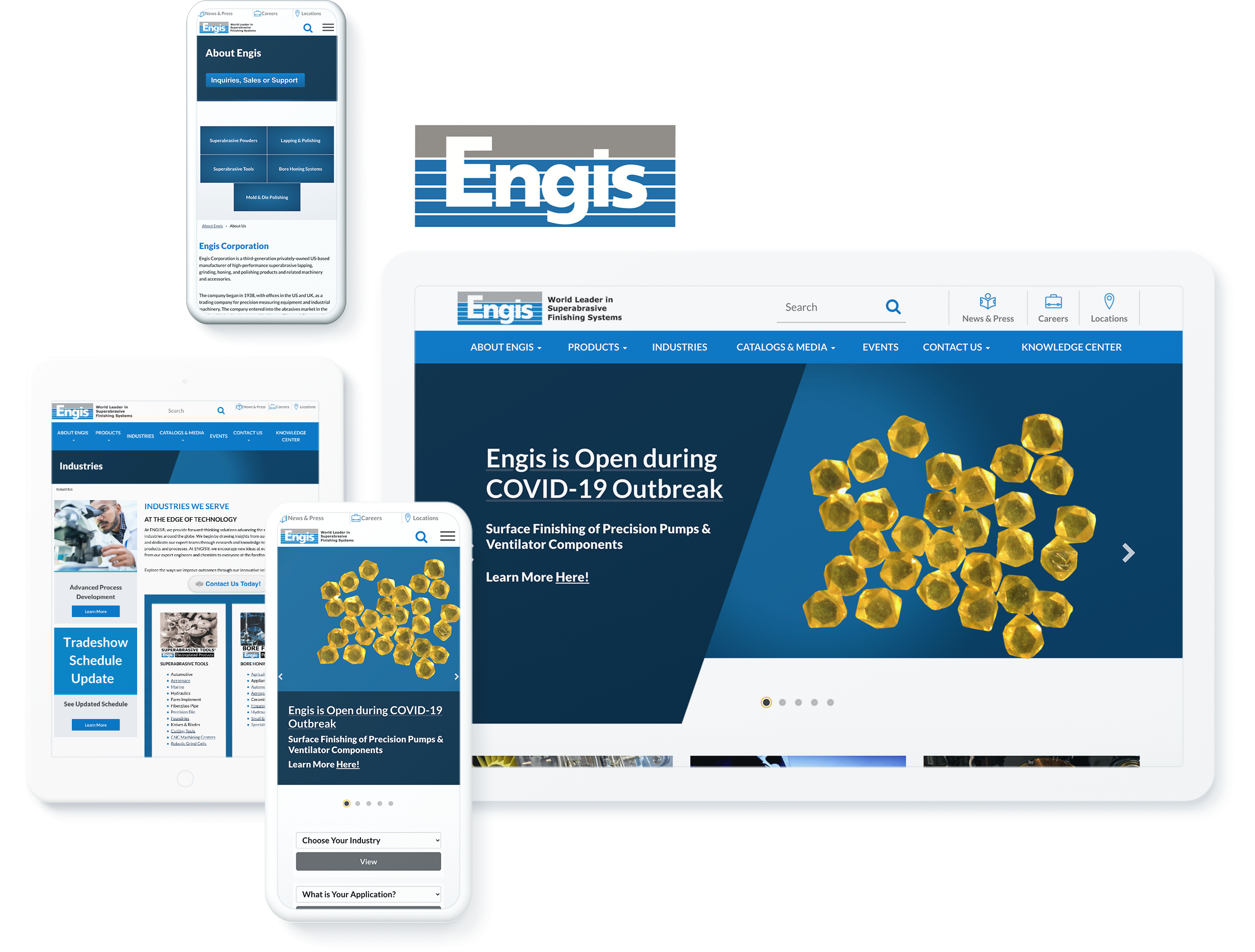 Engis Screens