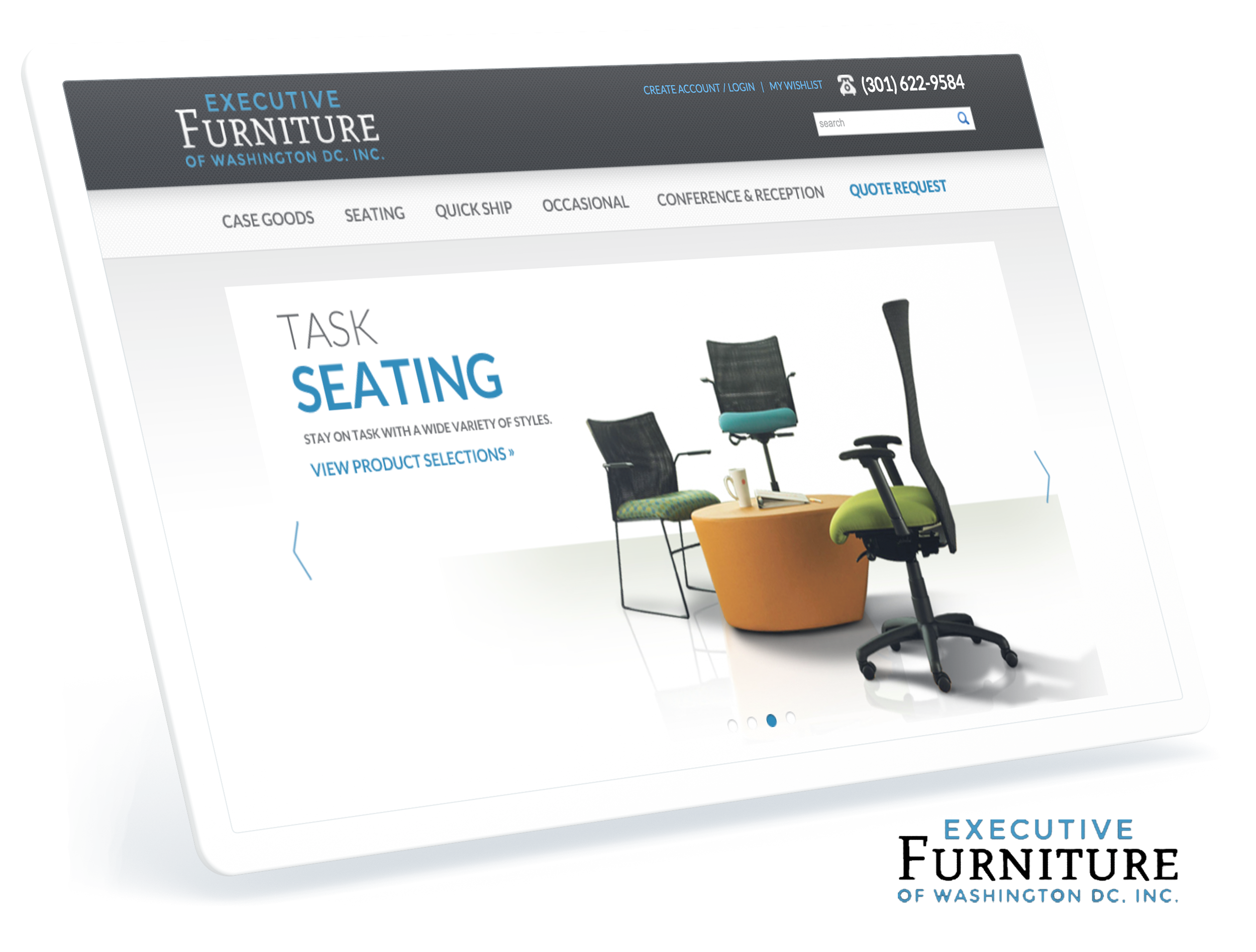 Executive Furniture Washington DC. Screens