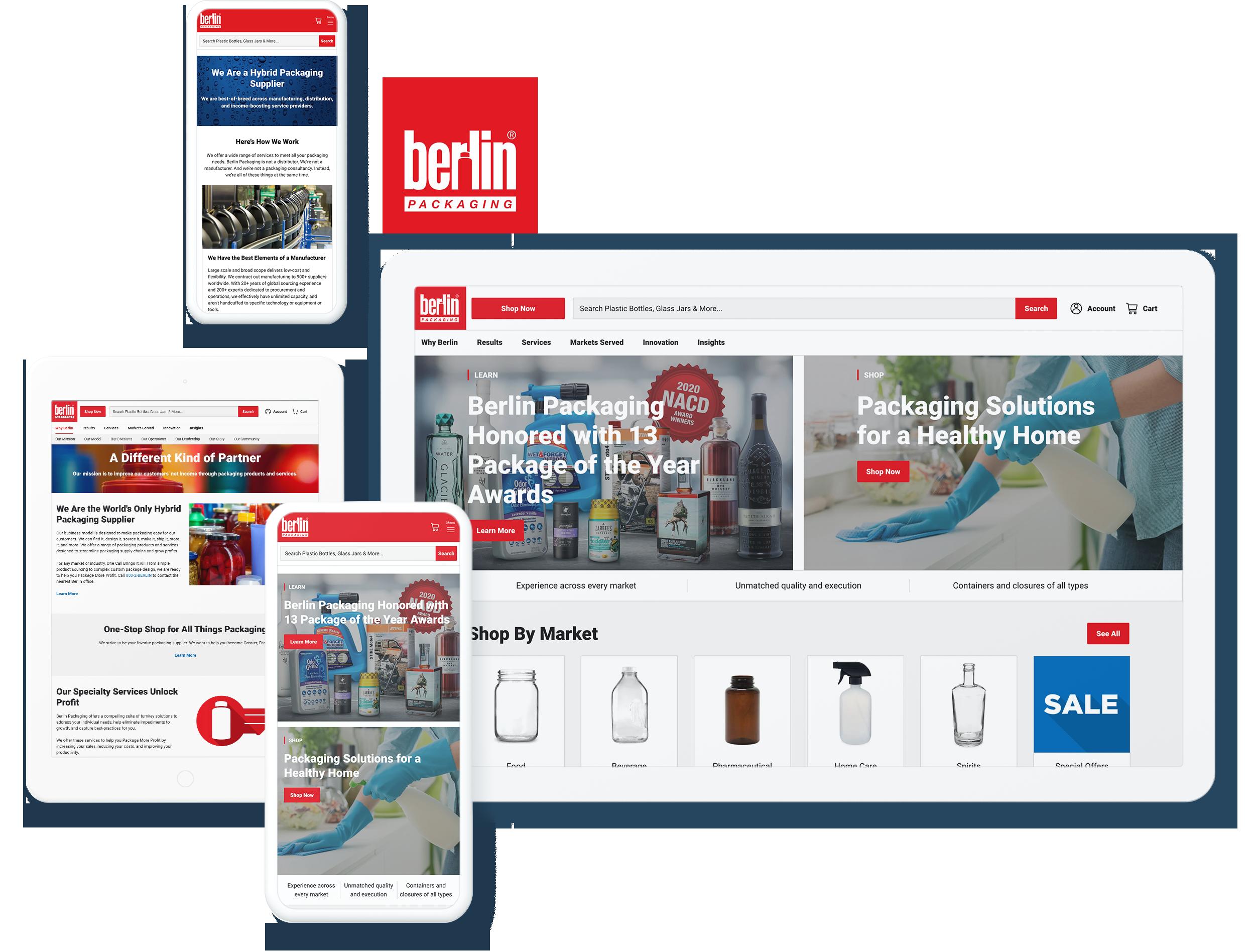 Freund Container & Supply Screens