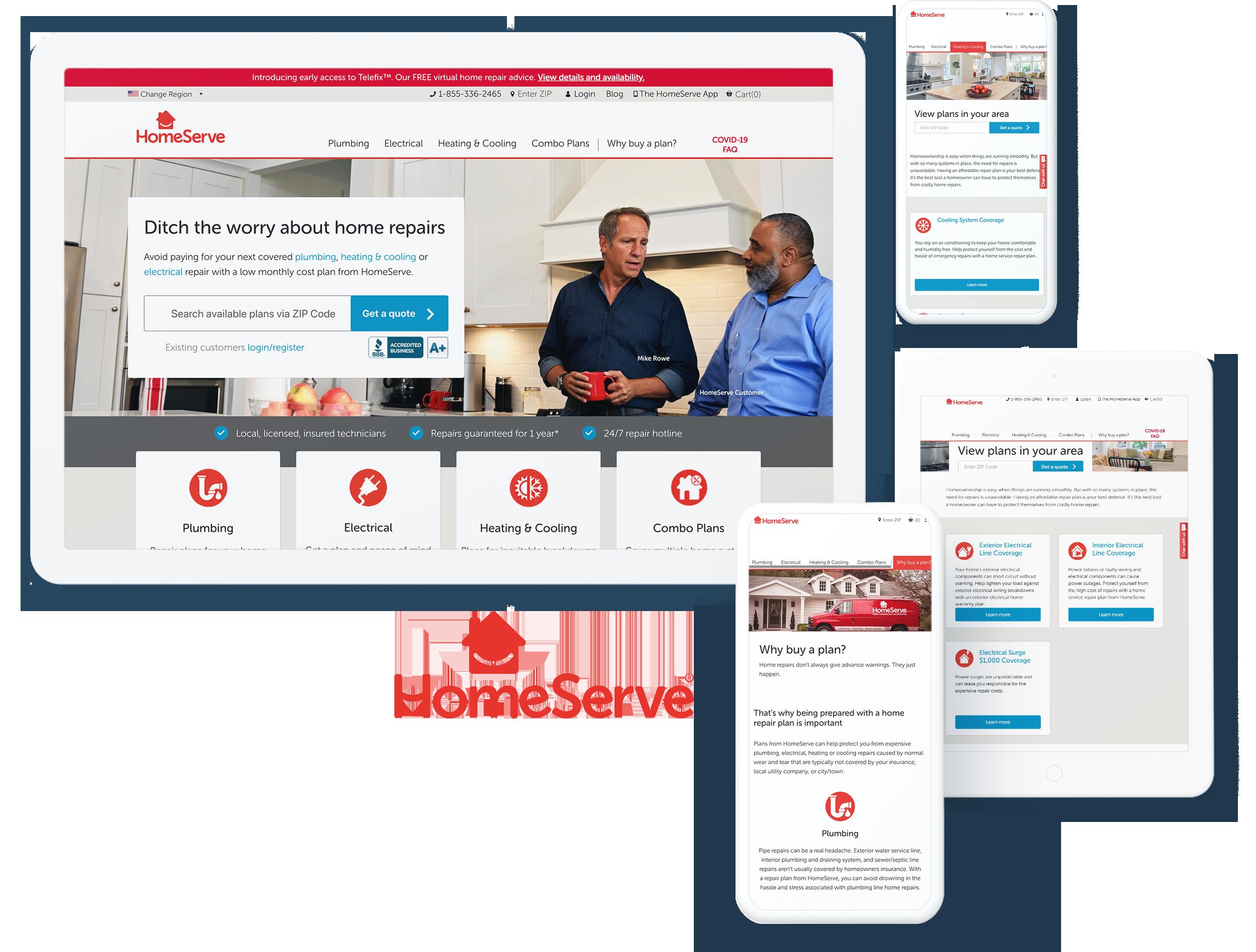 HomeServe_Spotlight
