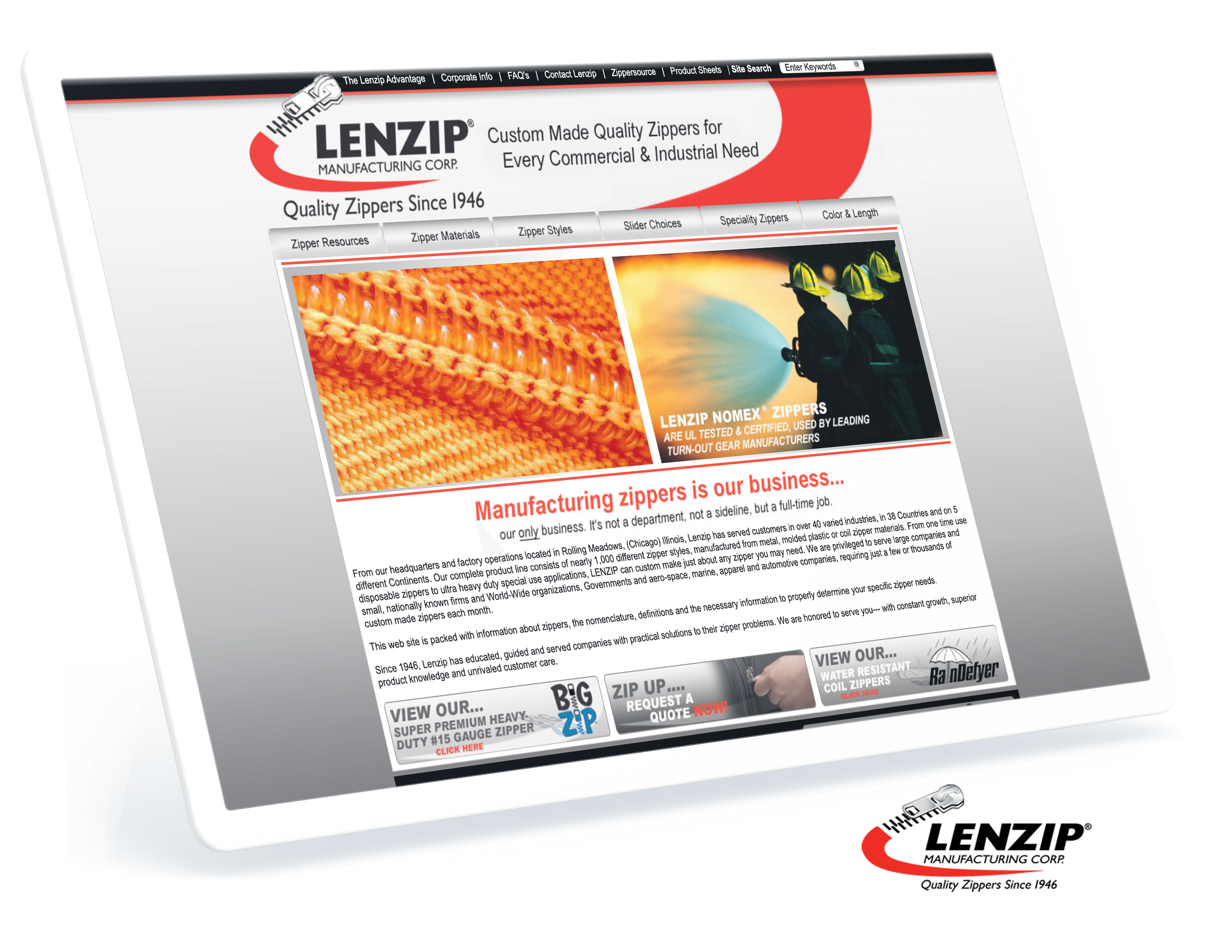 Lenzip_Spotlight