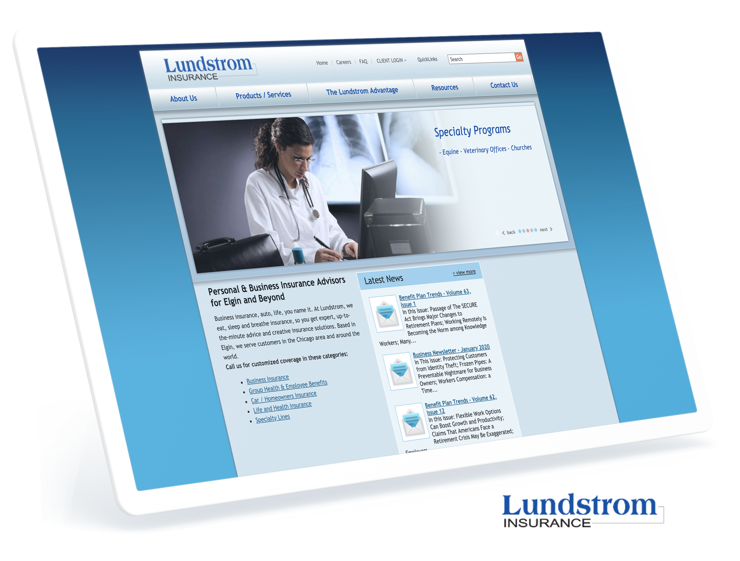 Lundstrom_Insurance_Spotlight
