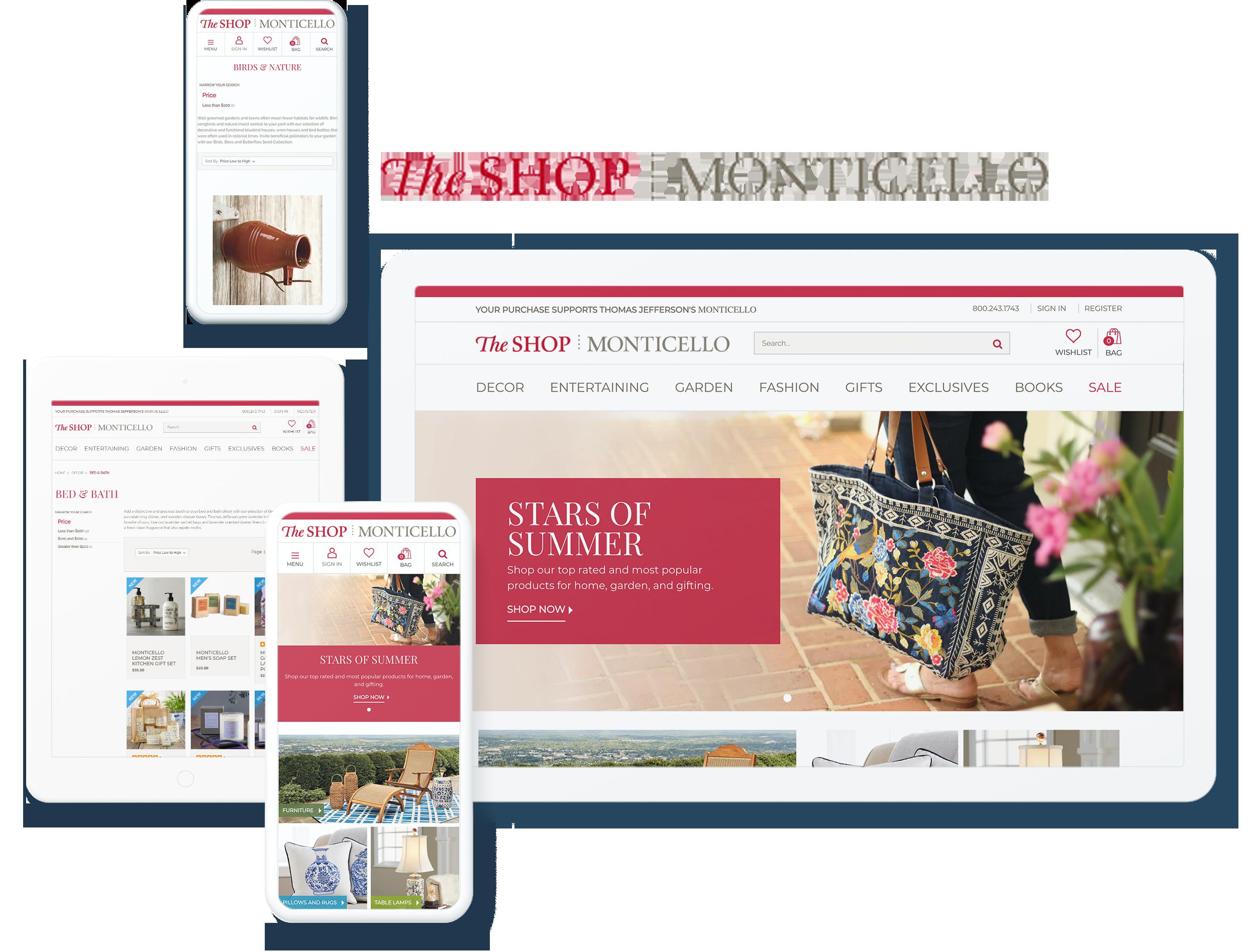Montichello Screens