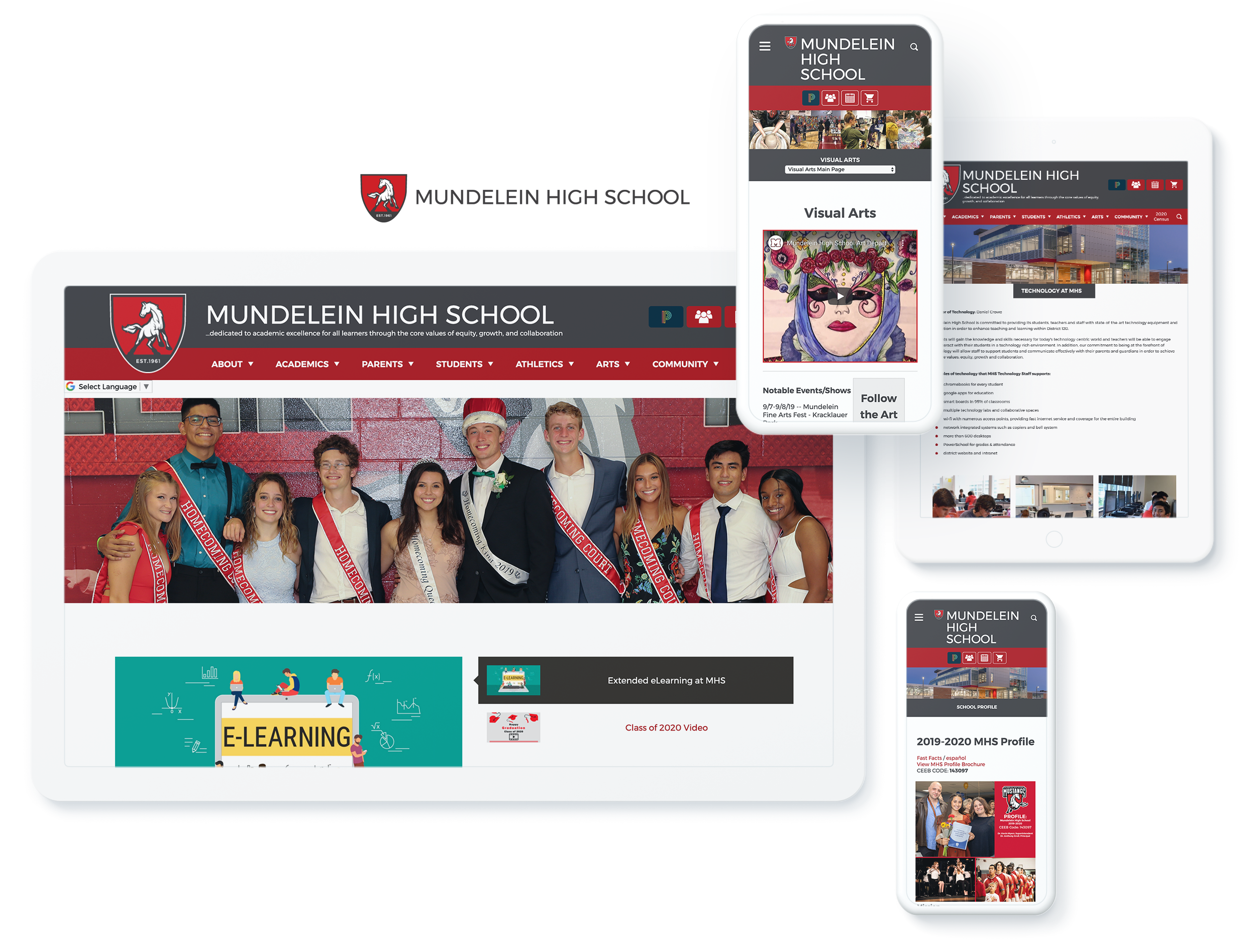 Mundelein_High_School_Spotlight