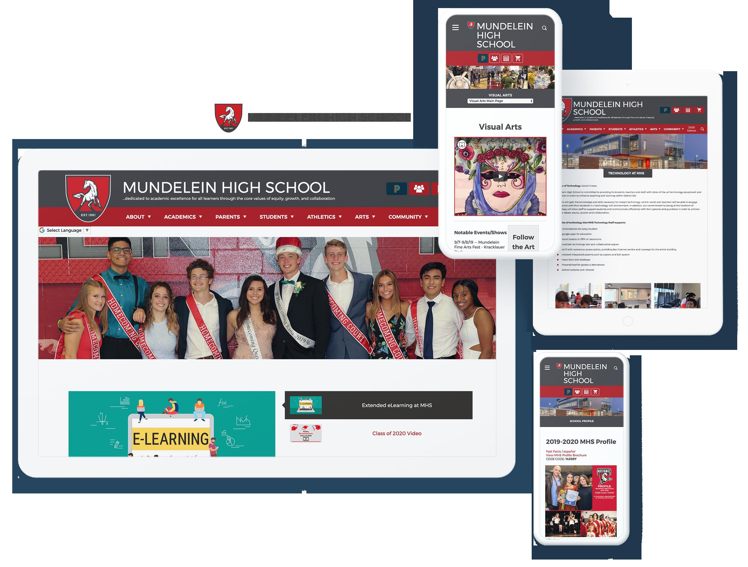 Mundelein_High_School_Spotlight