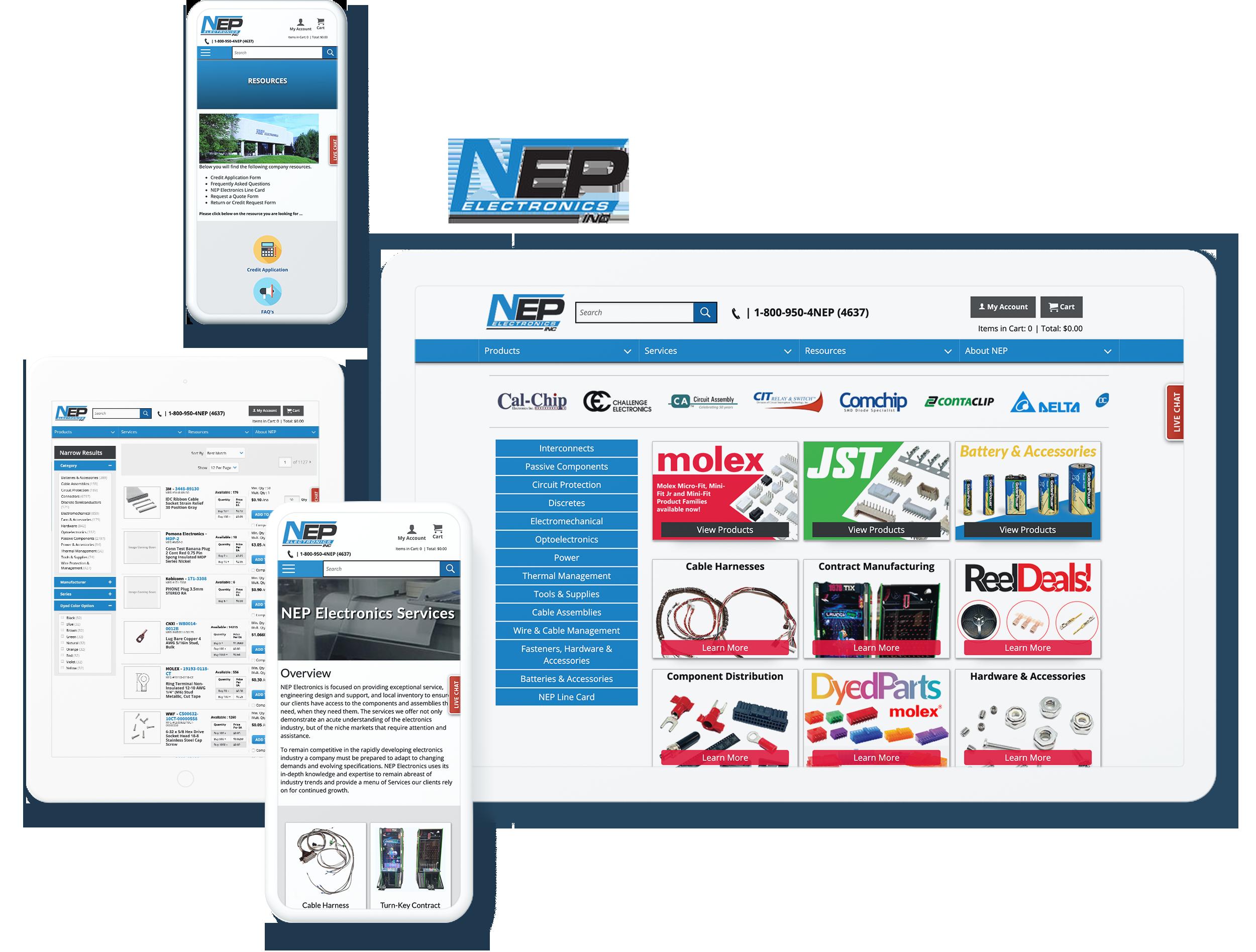 NEP_Electronics_Spotlight