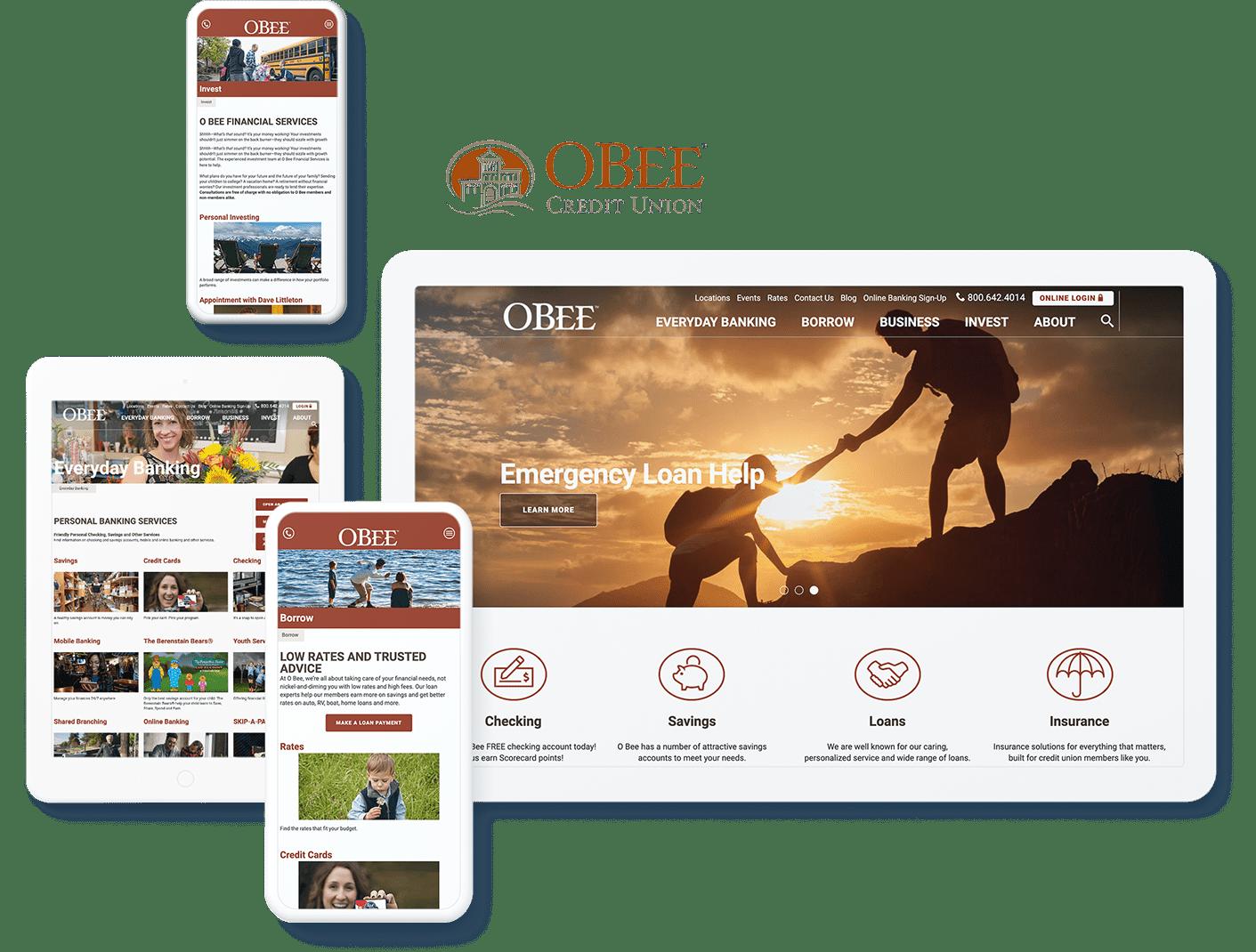 Obee Credit Union