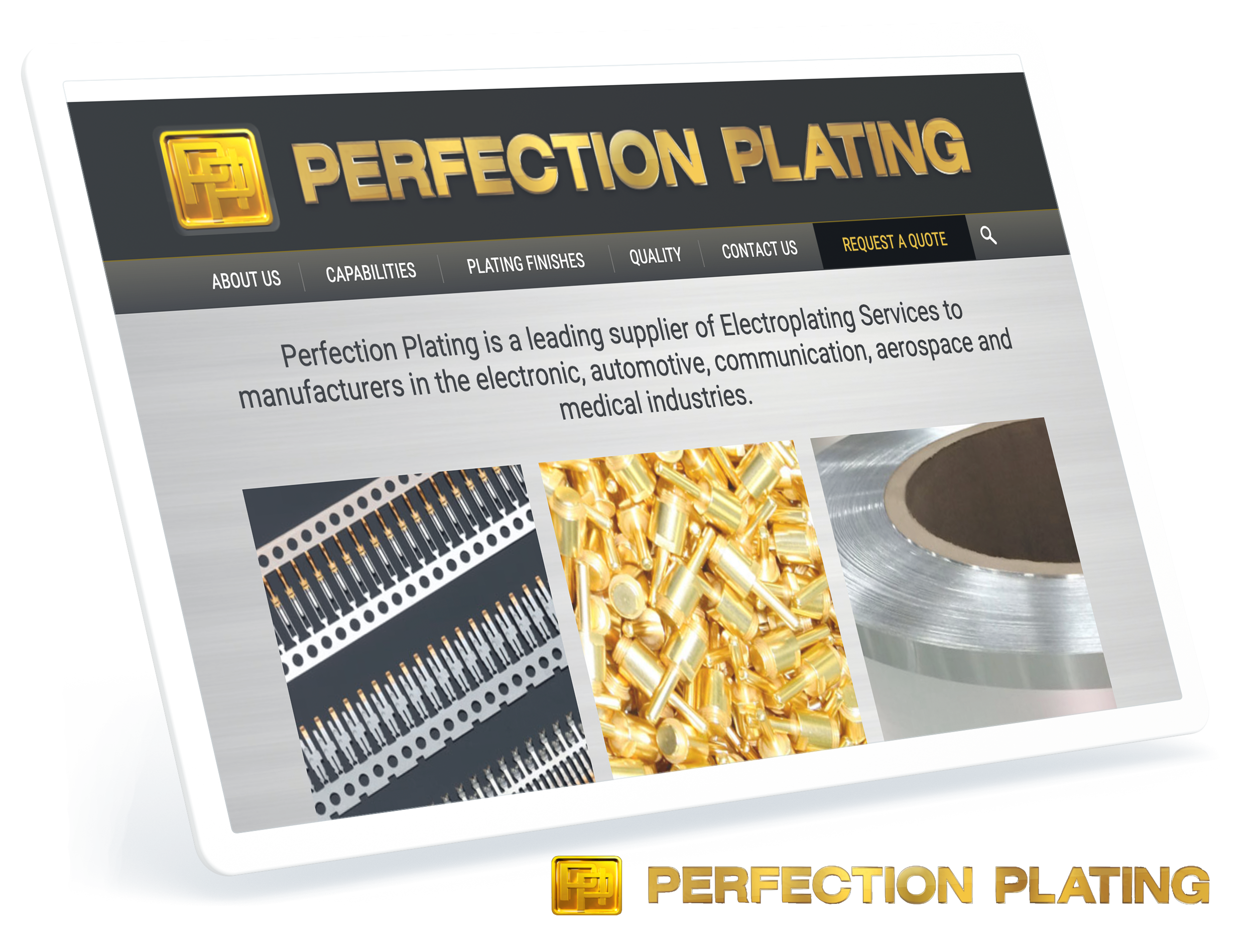 Perfection Plating Screens