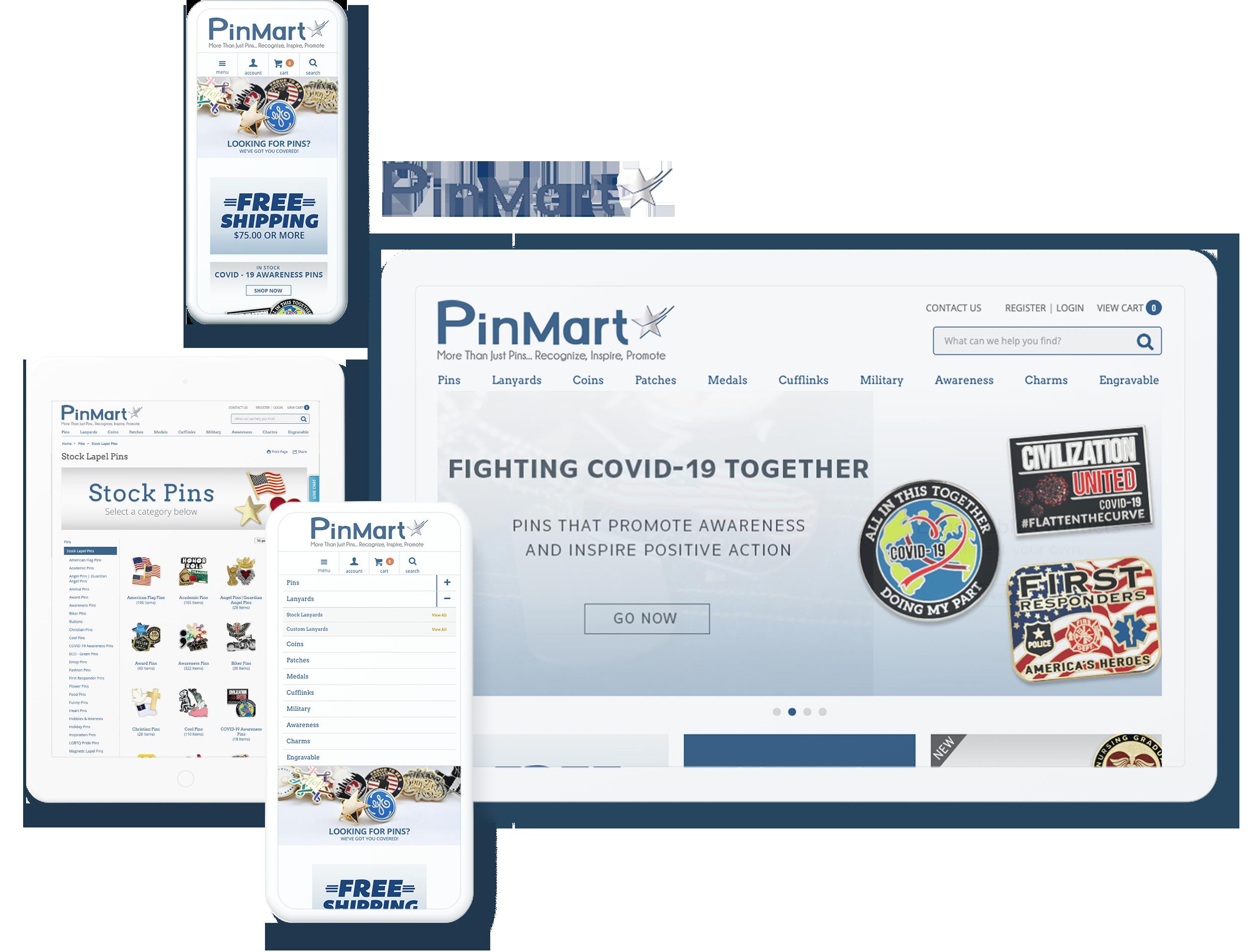 PINMART SCREENS