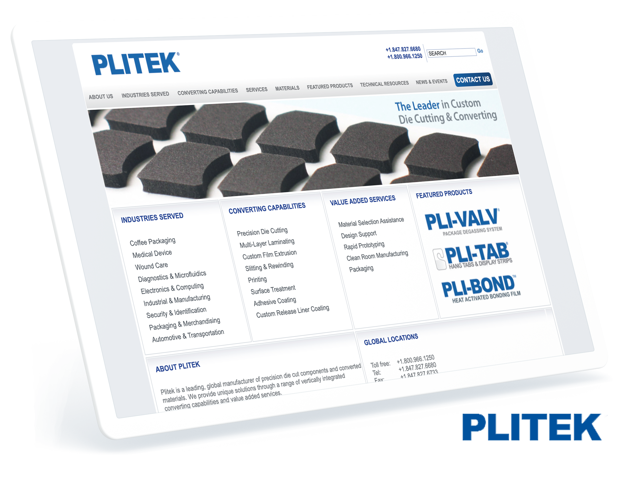 Plitek Screens