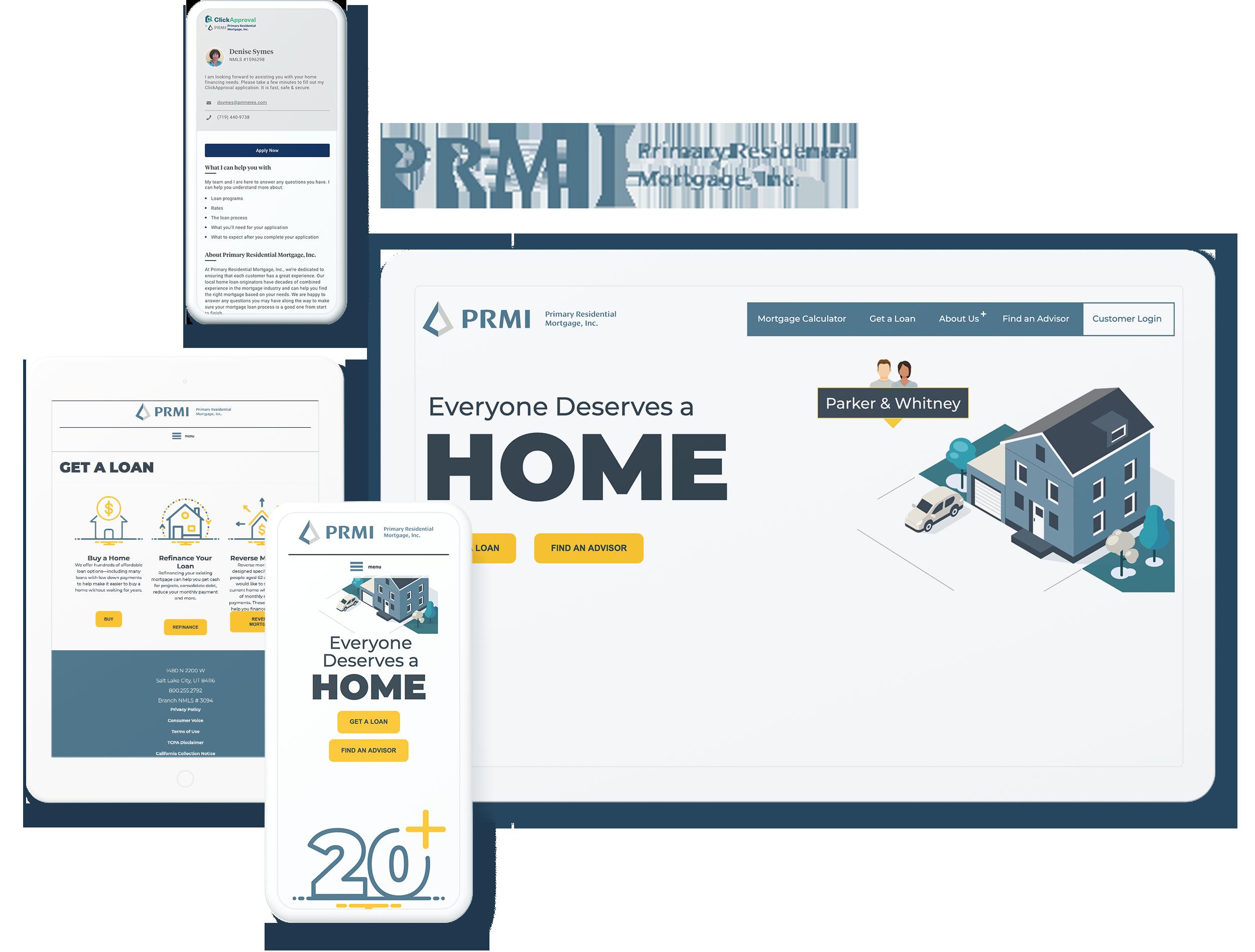 PRMI Screens