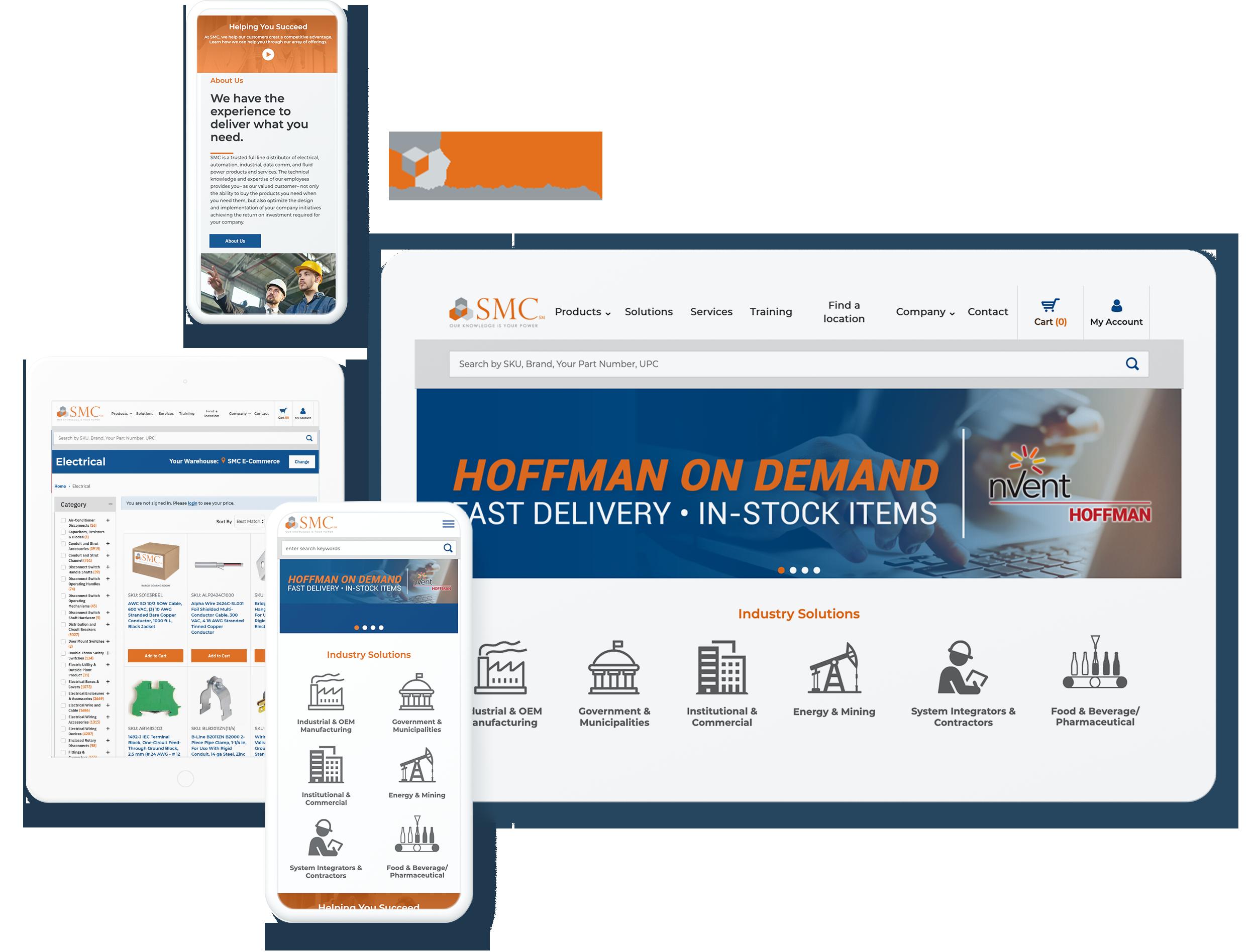SMC ELECTRIC SCREENS