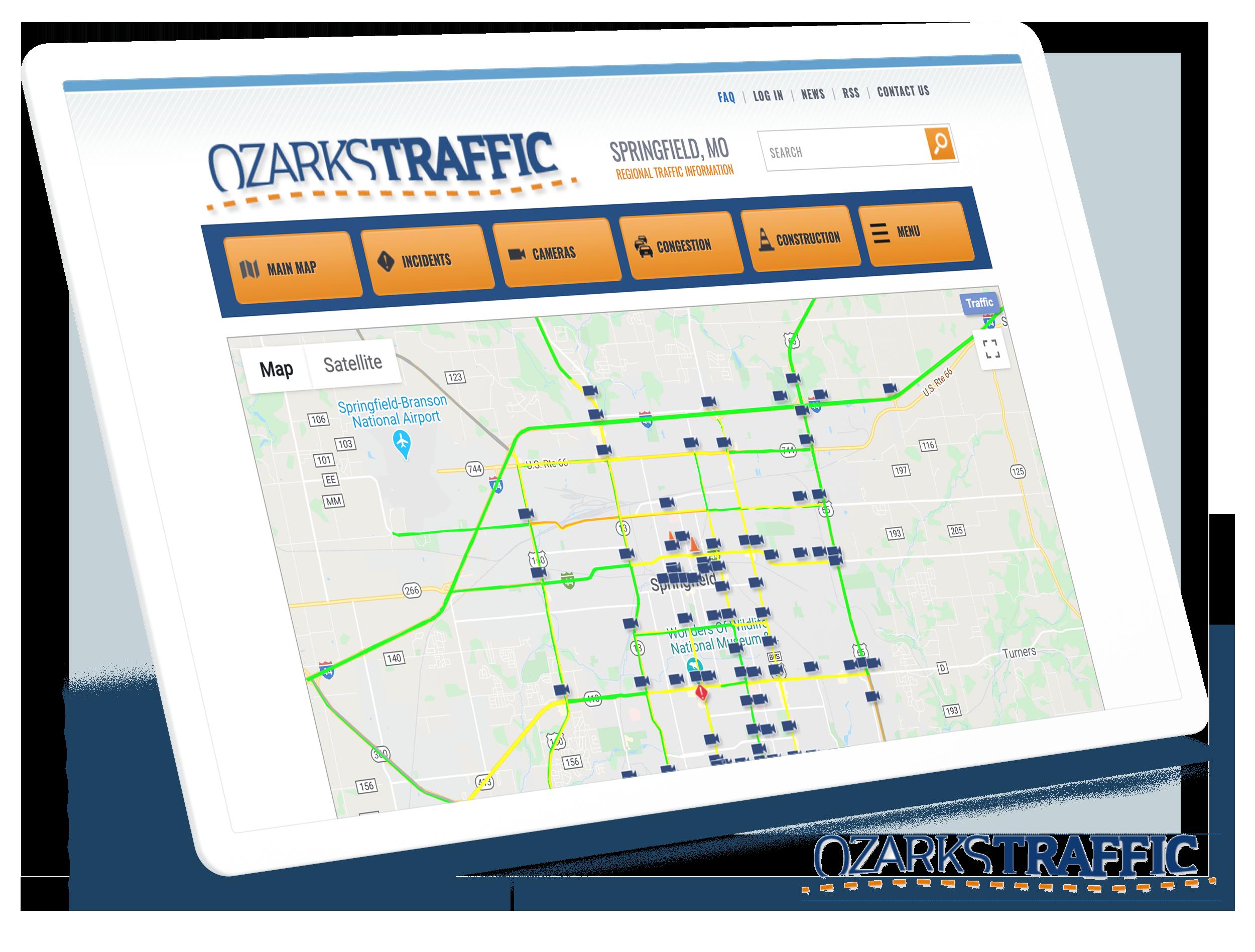 Transportation Management Screens