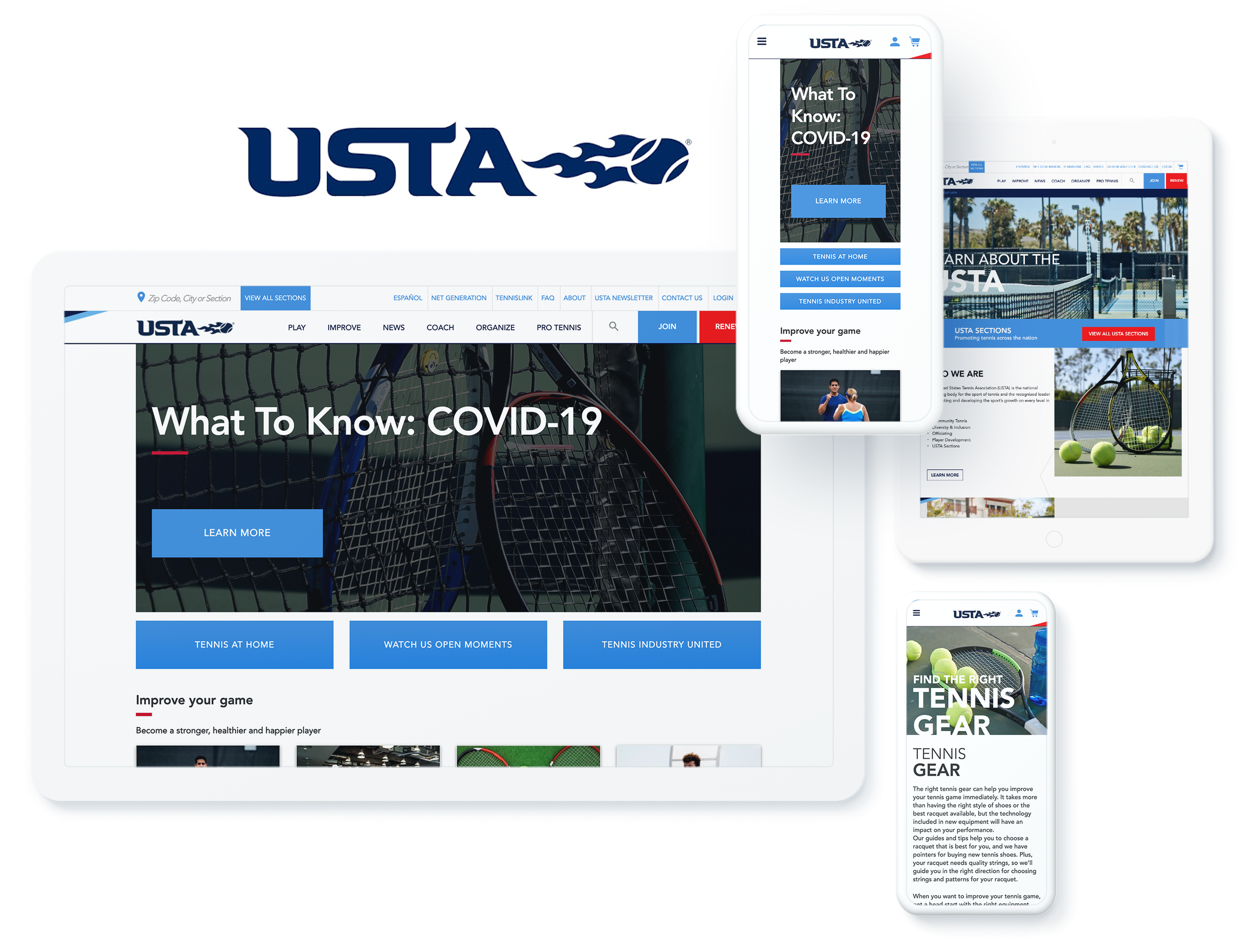 USTA Spotlight