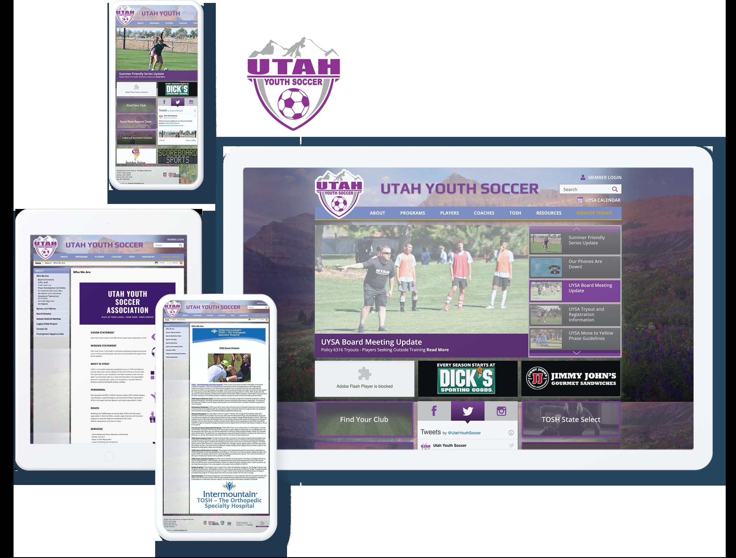 utah youth soccer spotlight