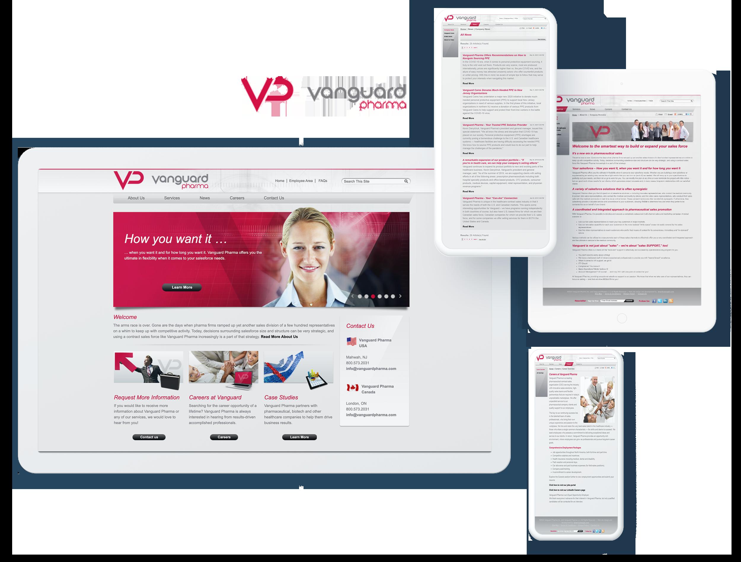 vanguard pharma spotlight