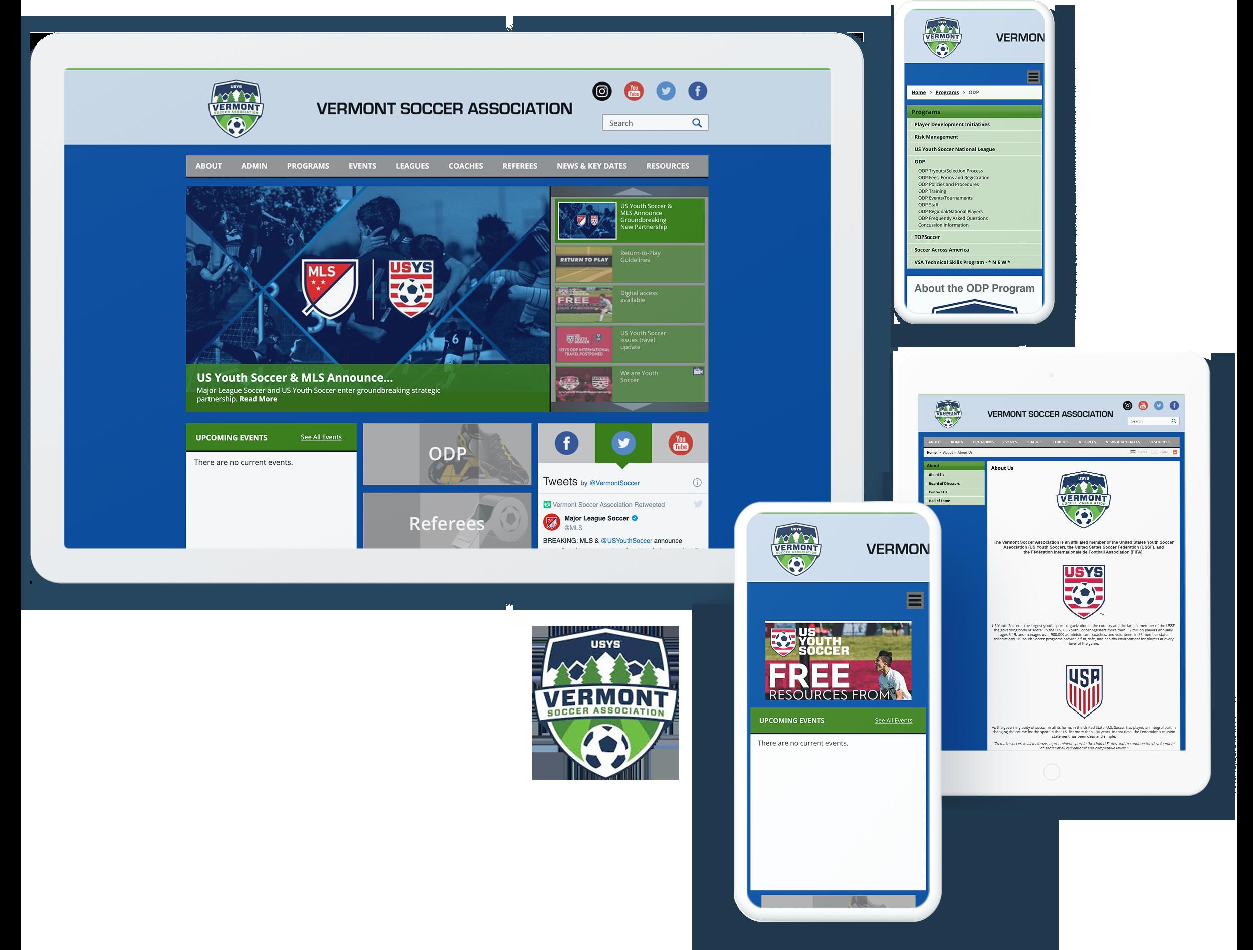 vermont soccer association spotlight