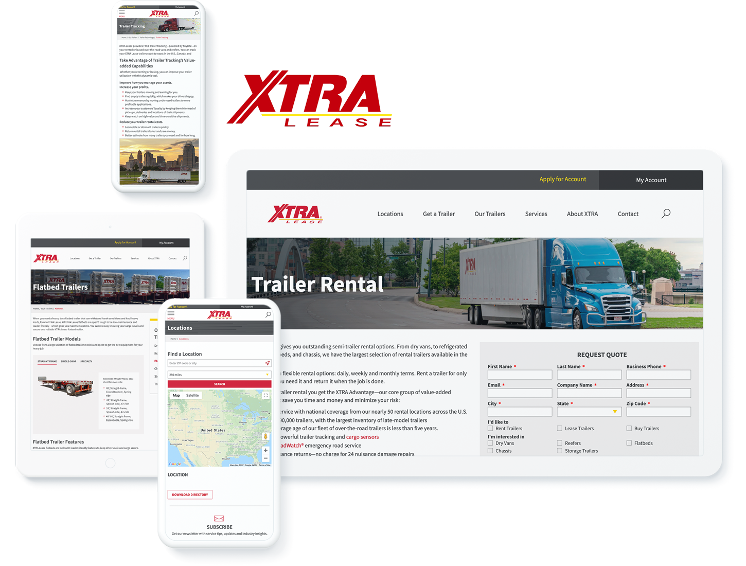 Xtra Lease Devices
