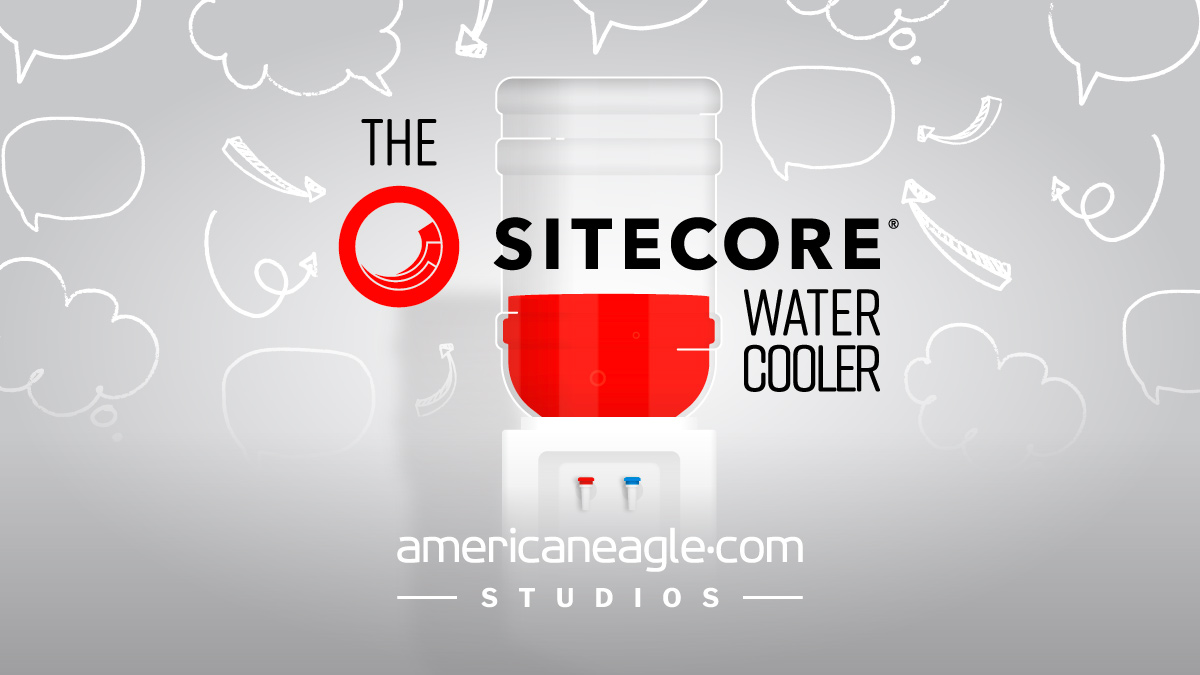 Sitecore Water Cooler podcast